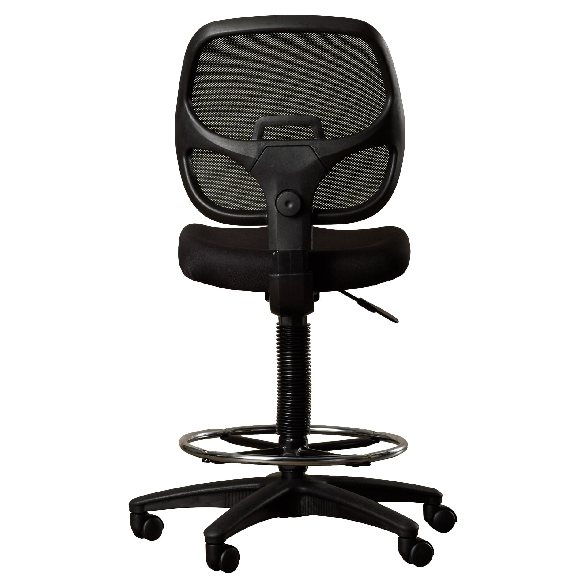 Symple Stuff Mid Back Mesh Drafting Chair Reviews