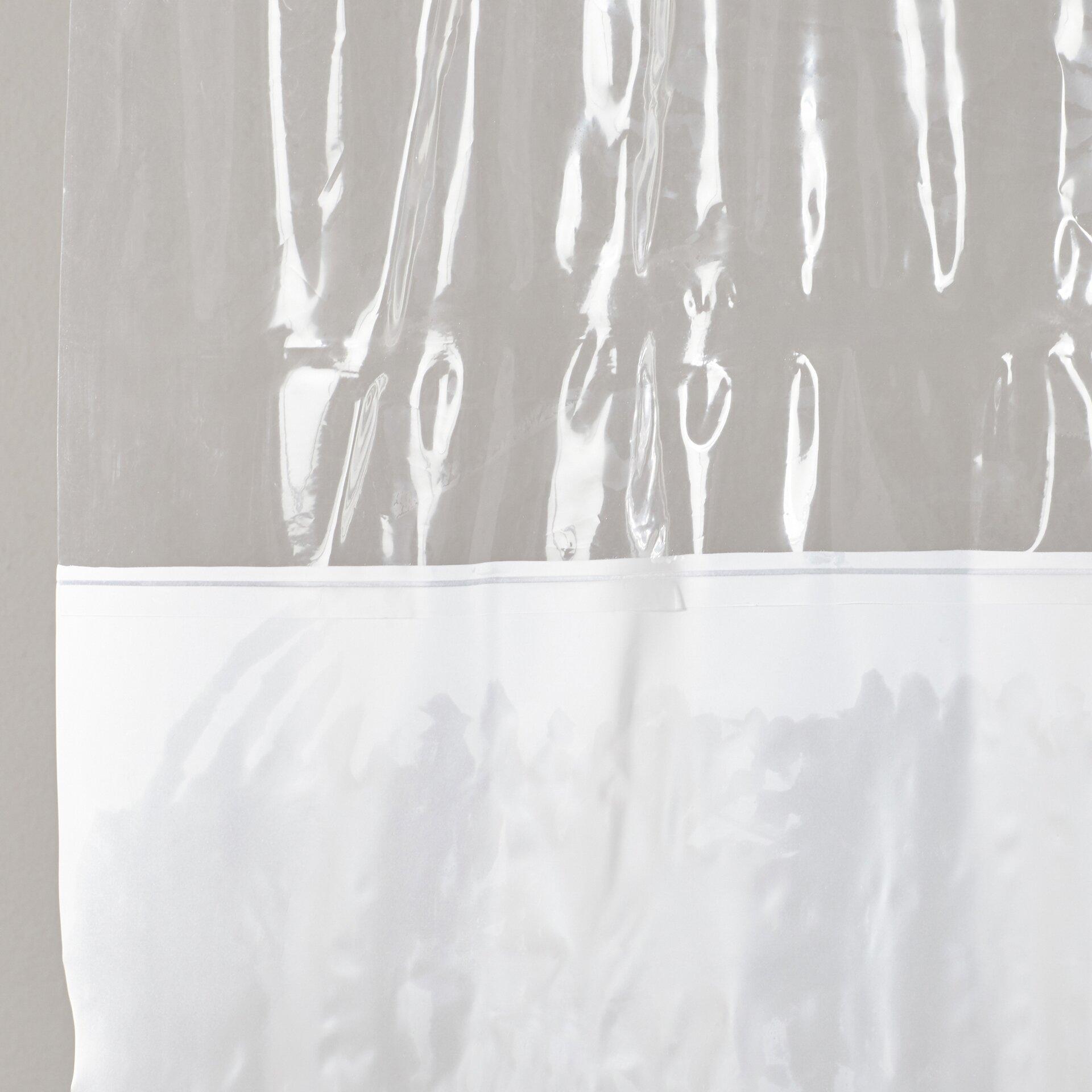 Symple Stuff Vinyl Shower Curtain Amp Reviews