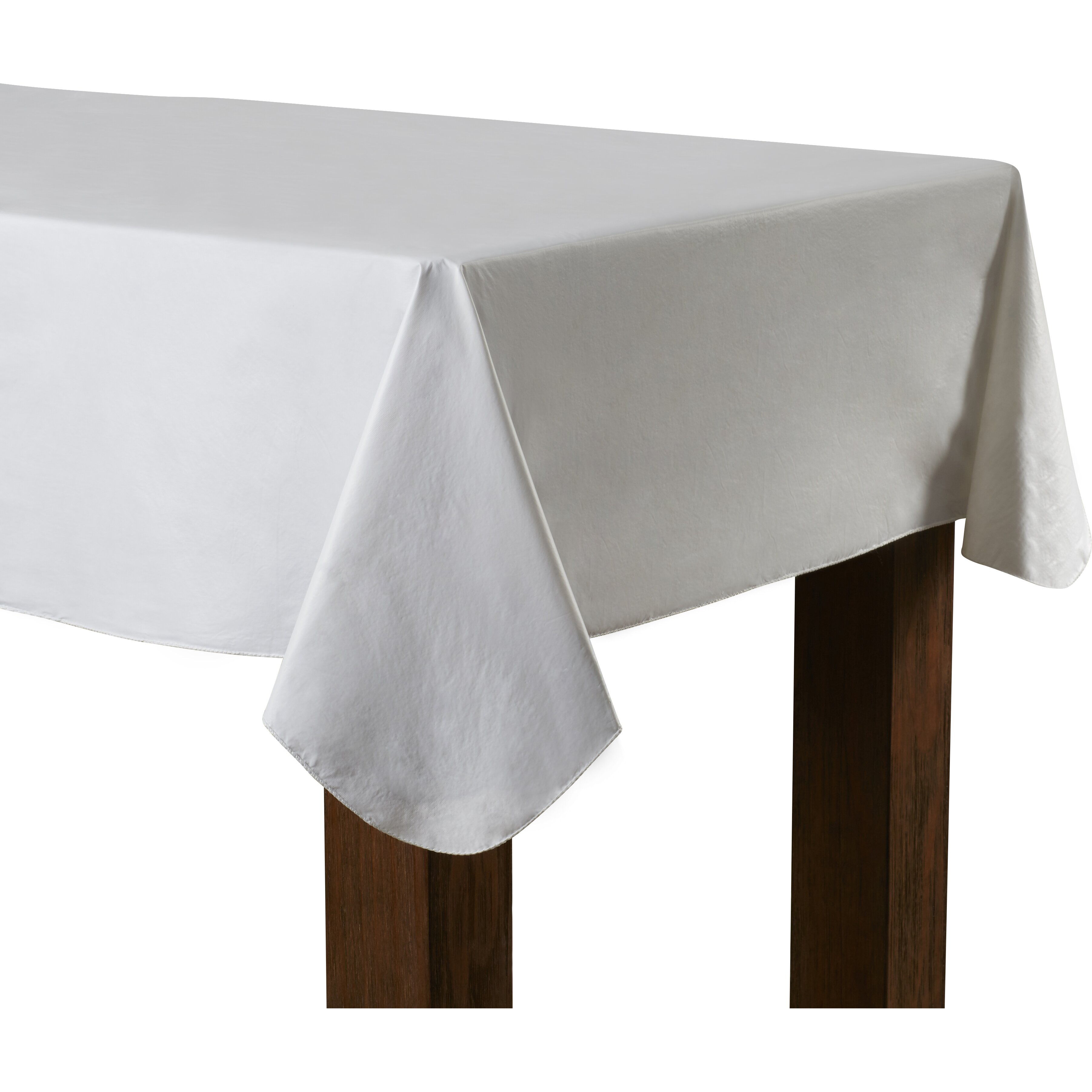 Symple Stuff Vinyl Flannel Backed Tablecloth Amp Reviews