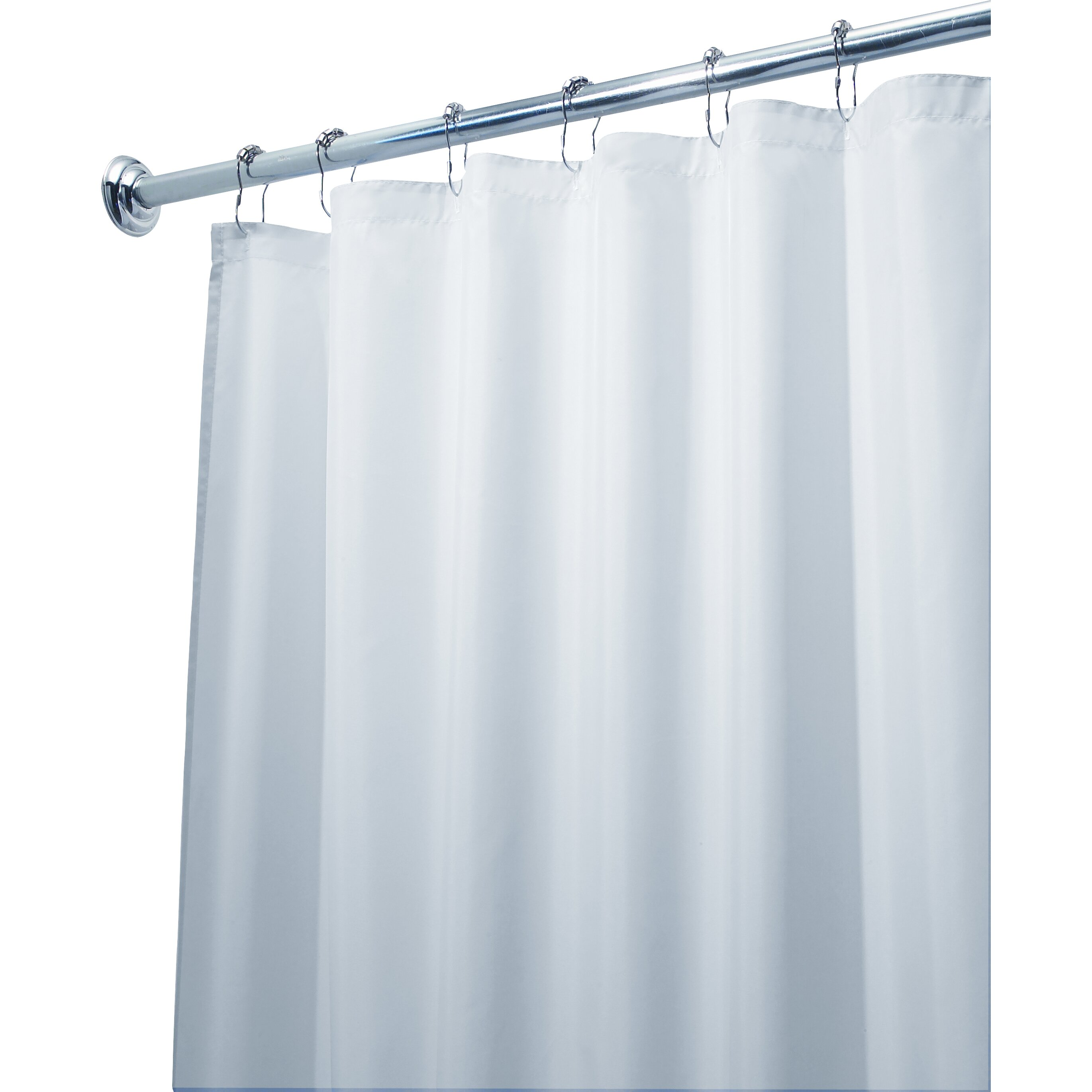 Symple Stuff Waterproof Stall Shower Curtain & Reviews