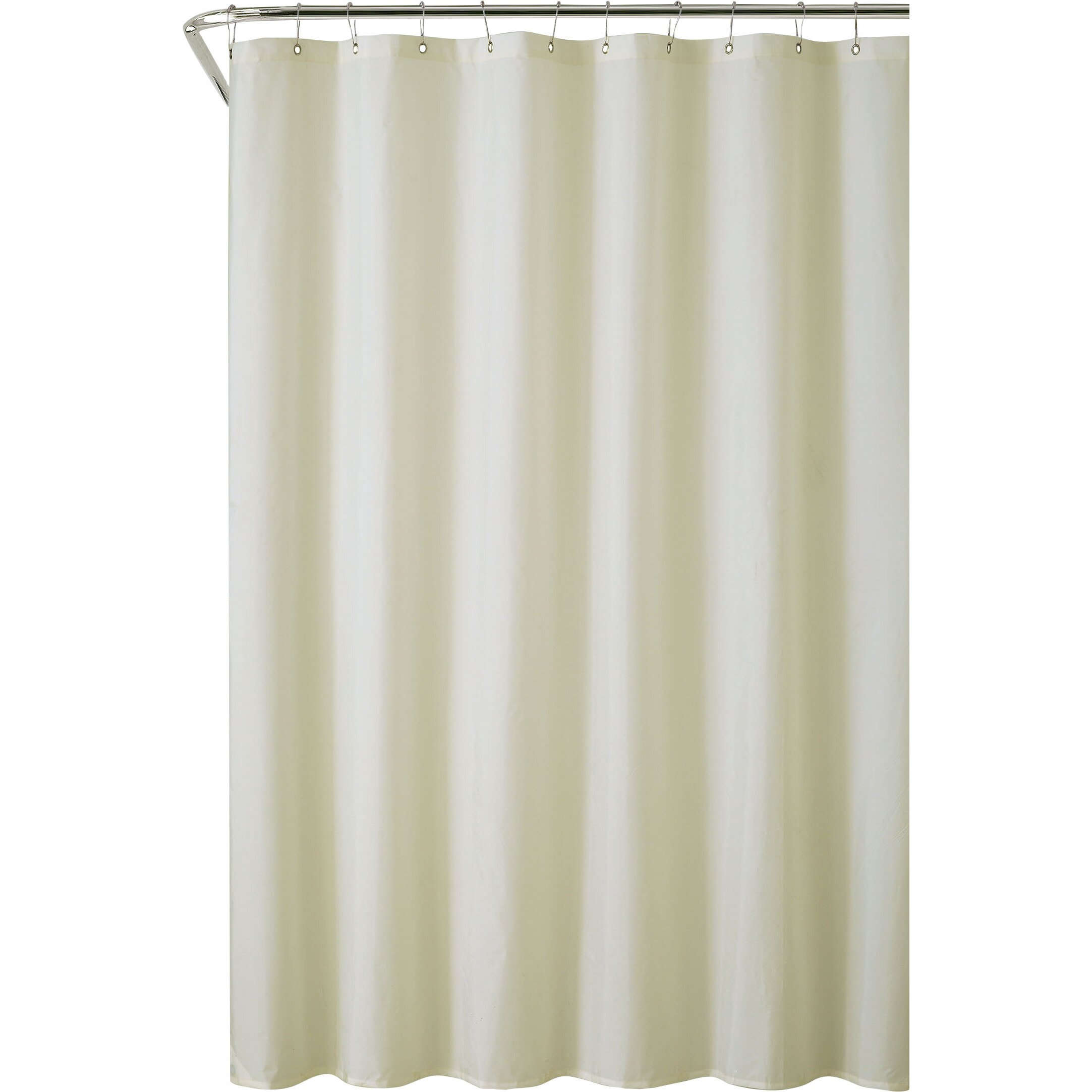 Symple Stuff Vinyl Water Proof Shower Curtain Liner