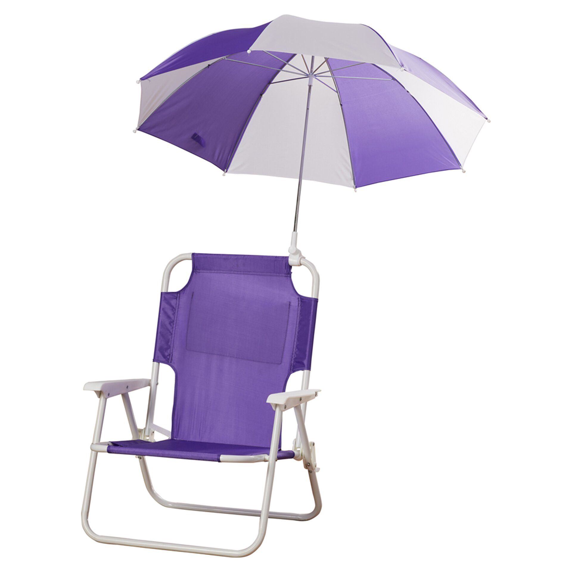 Zoomie Kids Alexus Umbrella Kids Beach Chair & Reviews