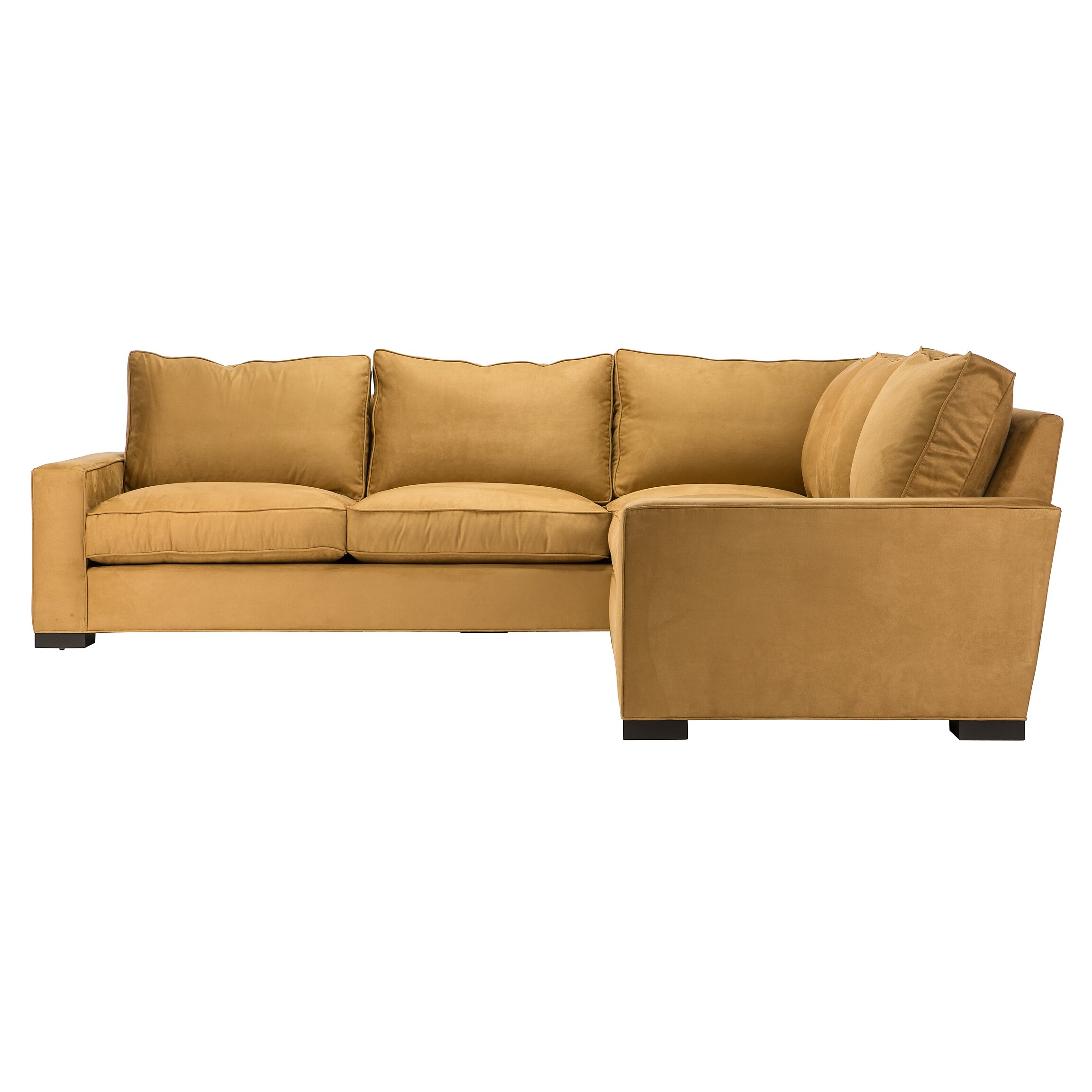 Jaxon madrid sectional wayfair for Furniture madrid