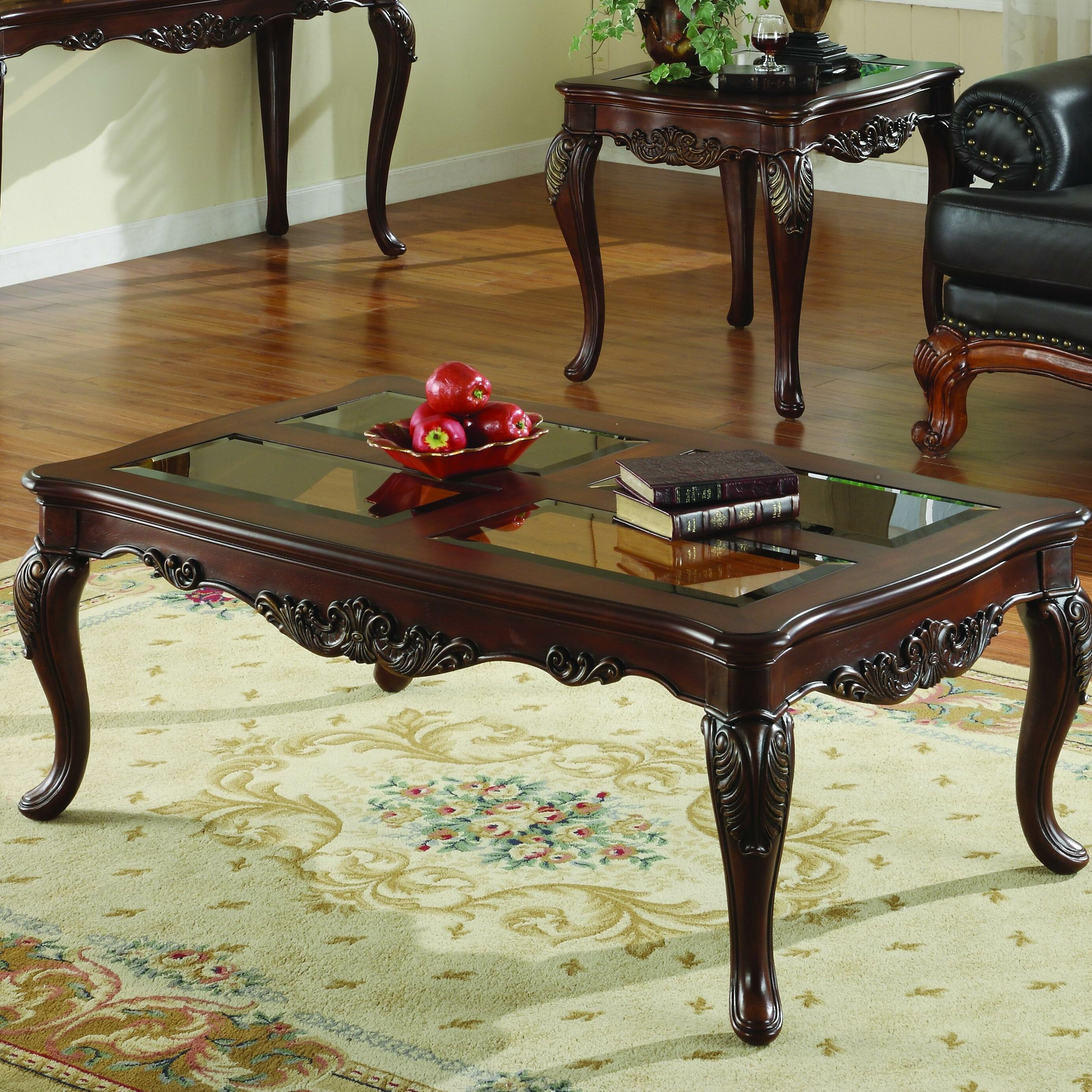Astoria Grand Montaillou Coffee Table & Reviews