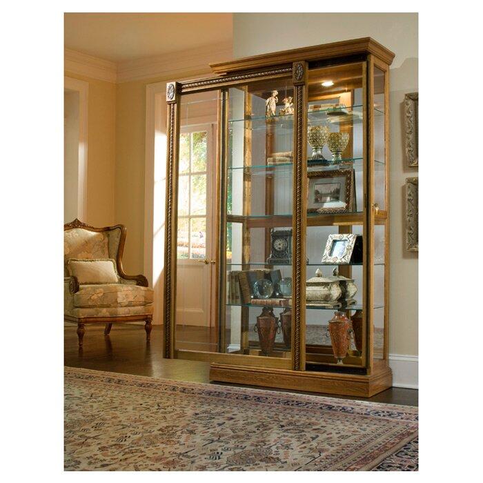 Astoria Grand Dunstaffnage Curio Cabinet & Reviews