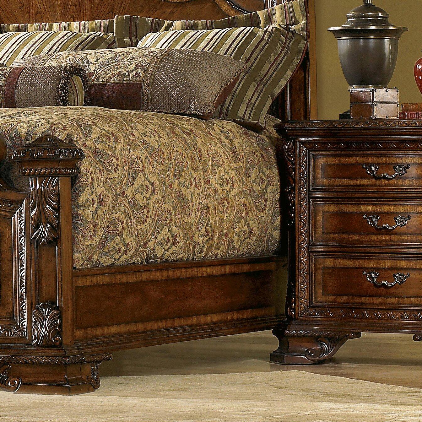 Astoria Grand Ormside Panel Customizable Bedroom Set