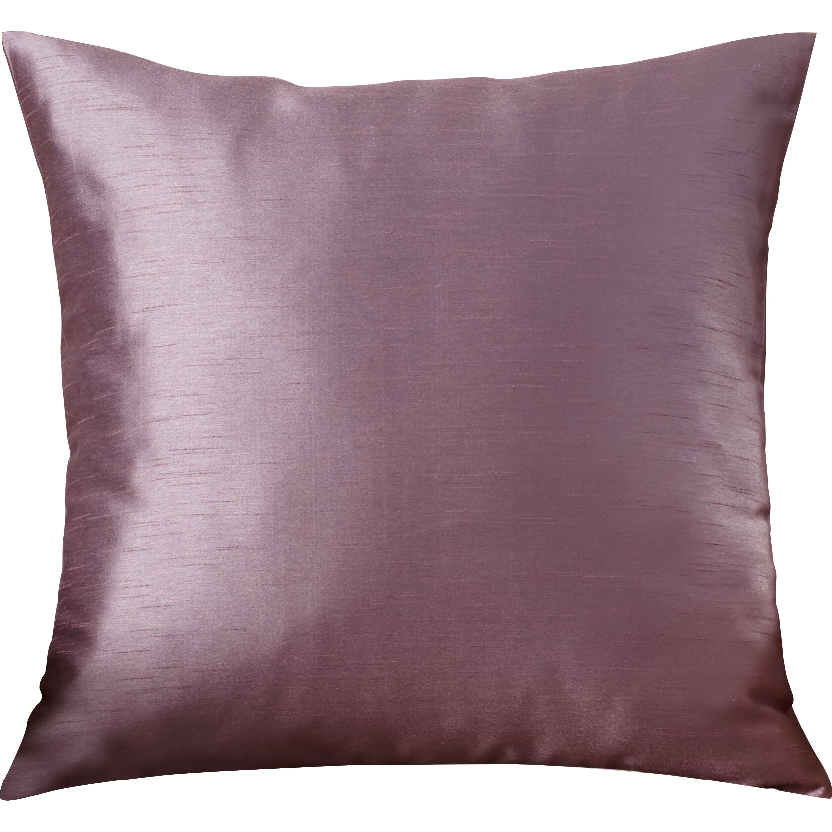 Astoria Grand Appley Solid Luxe Synthetic Throw Pillow & Reviews Wayfair.ca