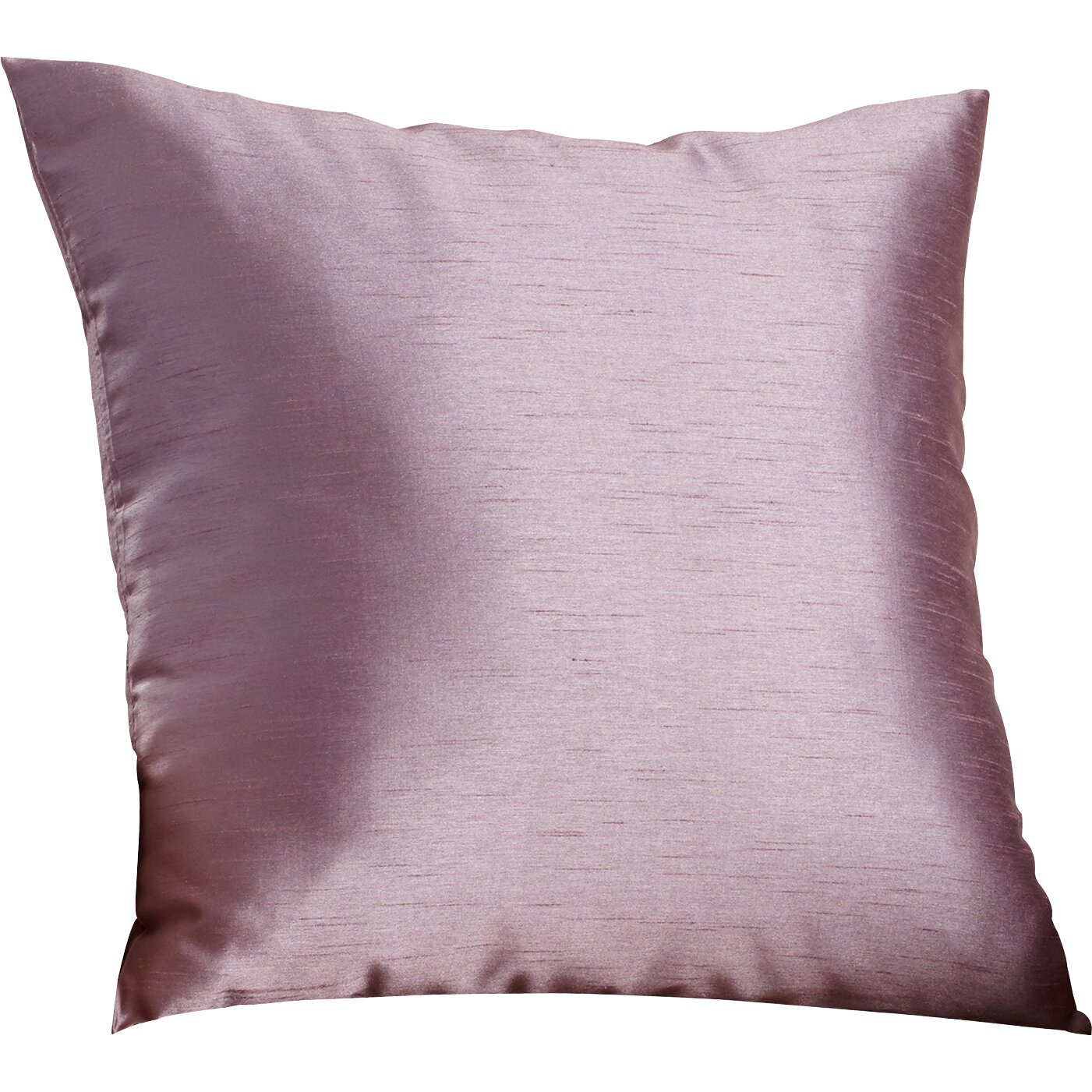 Astoria Grand Appley Solid Luxe Synthetic Throw Pillow & Reviews Wayfair.ca