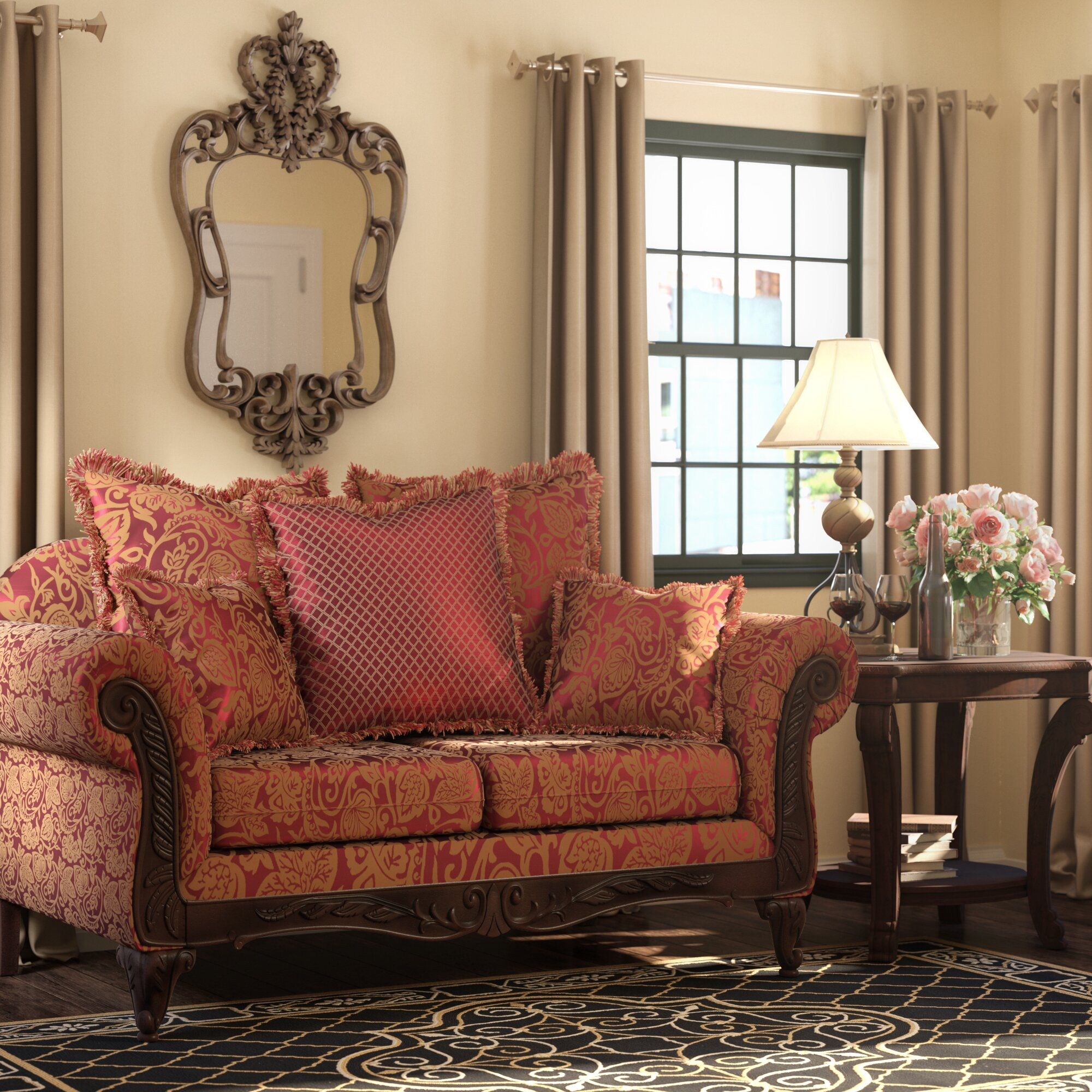astoria grand serta upholstery belmond living room