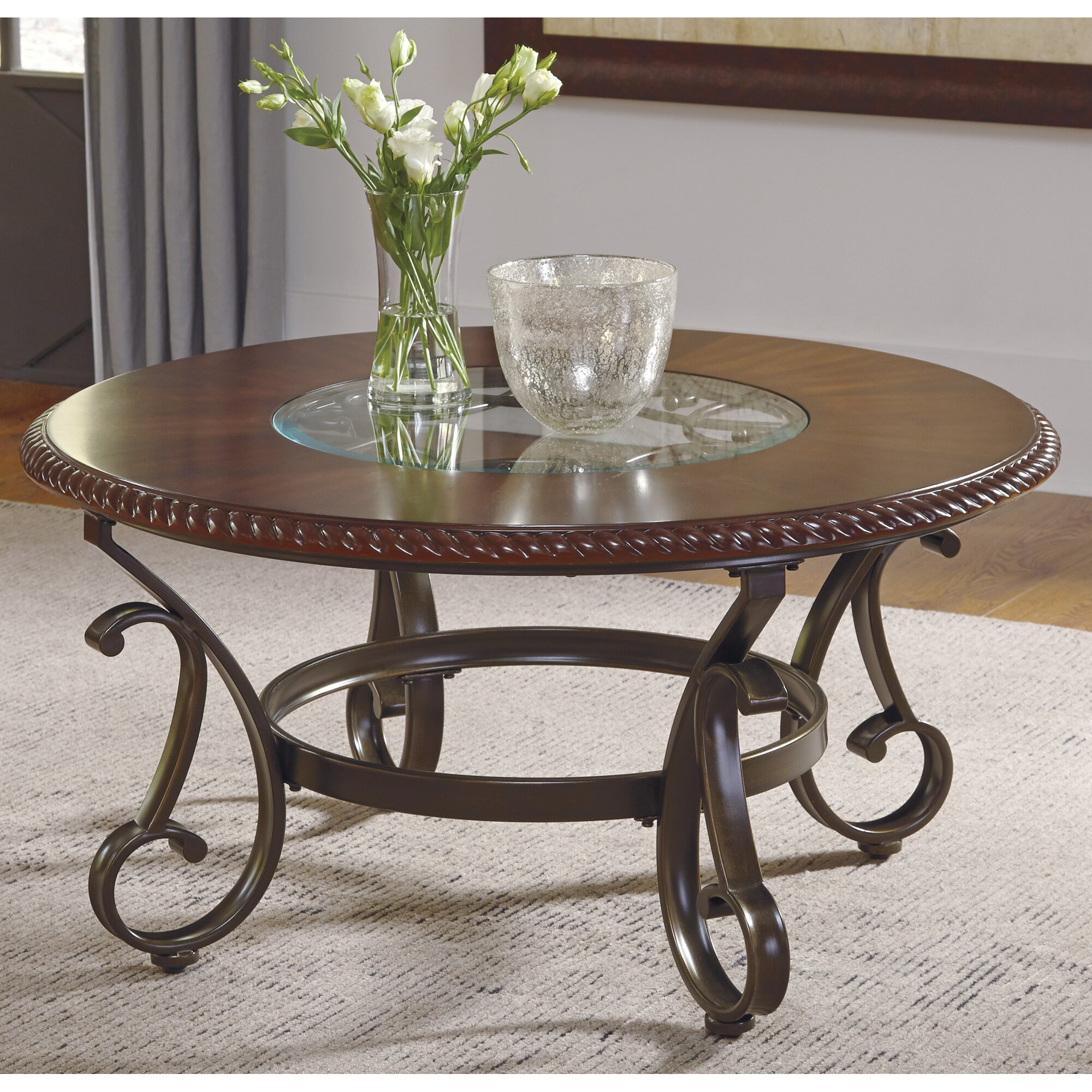 Astoria Grand Bovey Coffee Table & Reviews