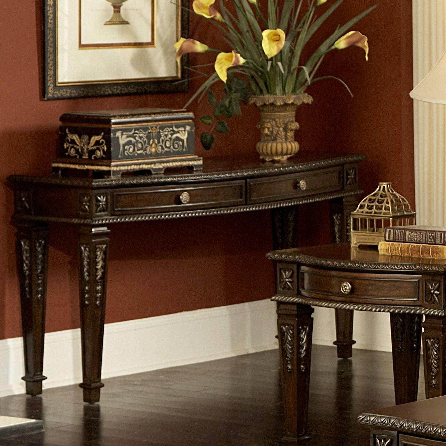 Astoria Grand Amalfi Coffee Table Set & Reviews