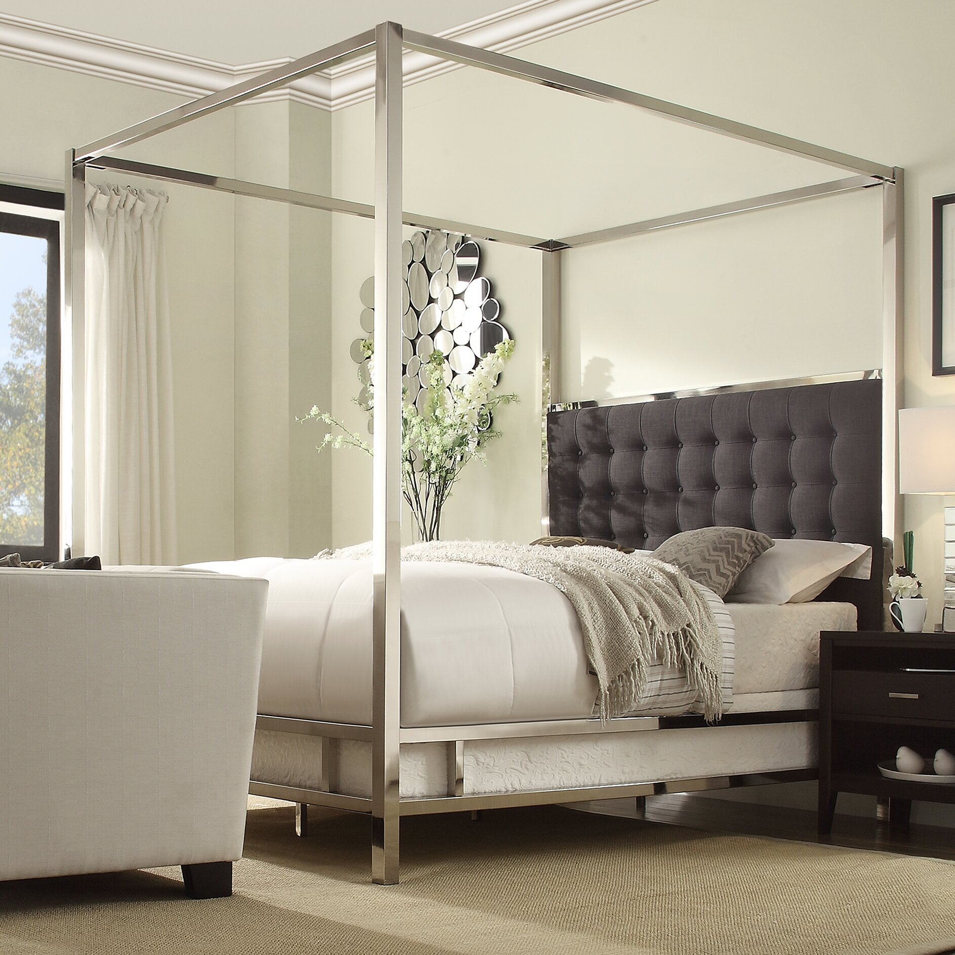 Reviews Of Room And Board Canopy Beds