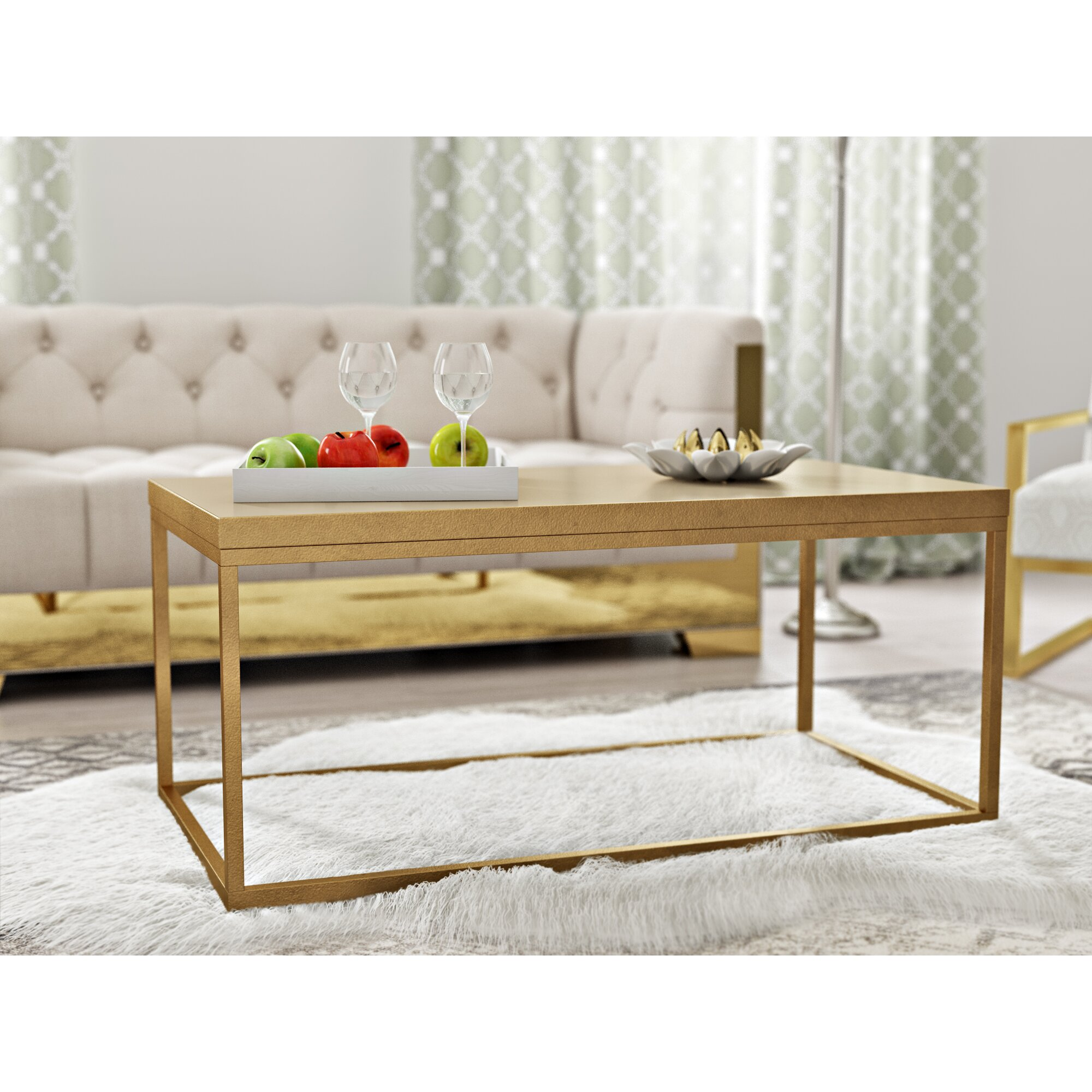 Mercer41 Hecht Coffee Table Reviews