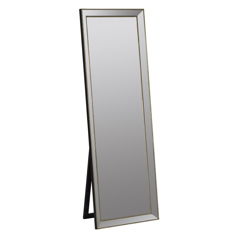 Mercer41 standing mirror wayfair for Standing glass mirror