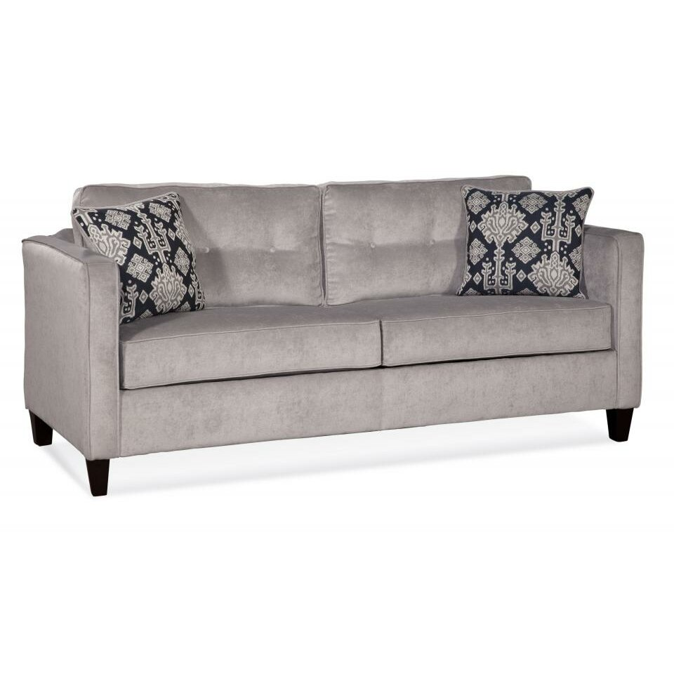 Mercer41 Serta Upholstery Mansfield Queen Sleeper Sofa ...