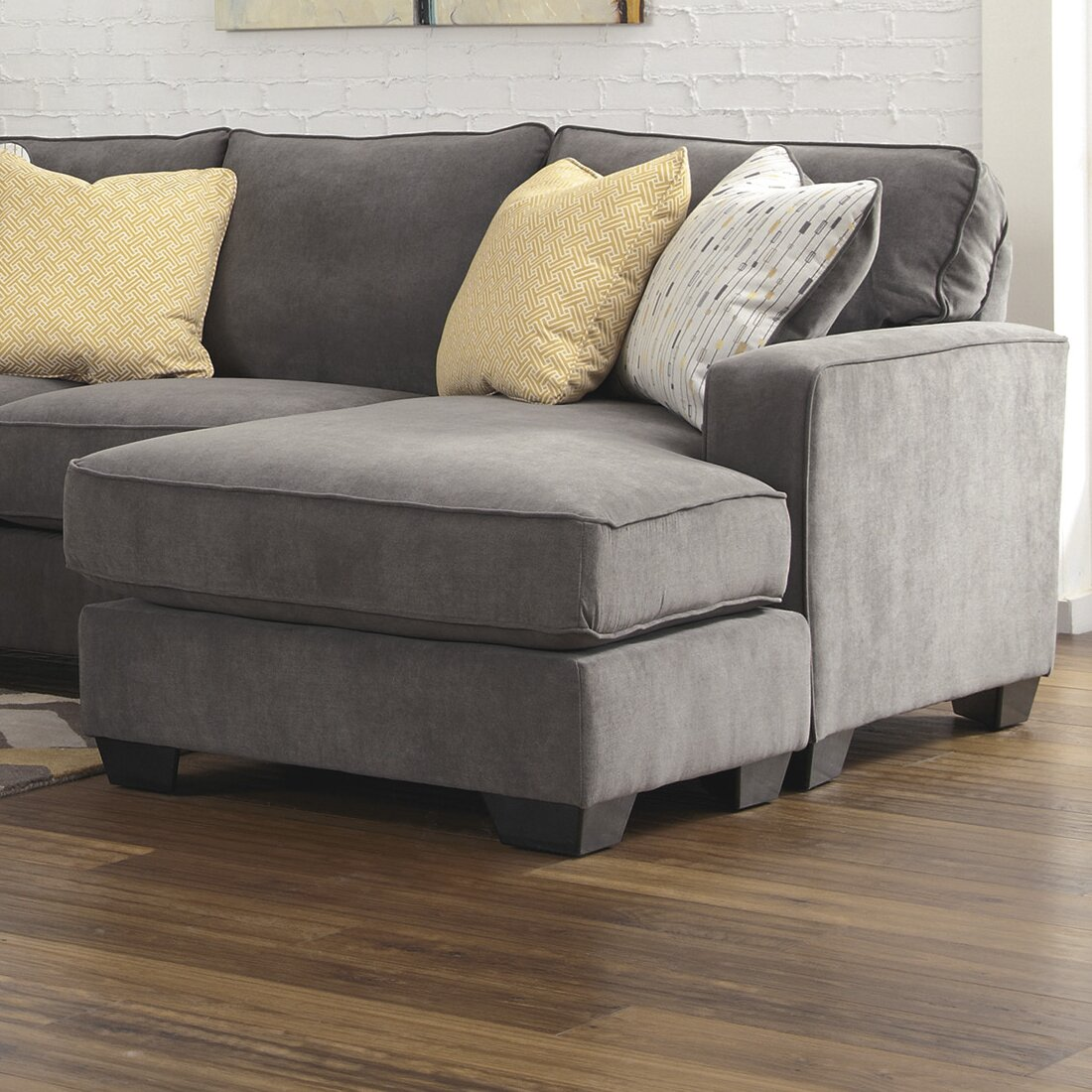 Mercer41 Kessel Reversible Chaise Sectional Amp Reviews