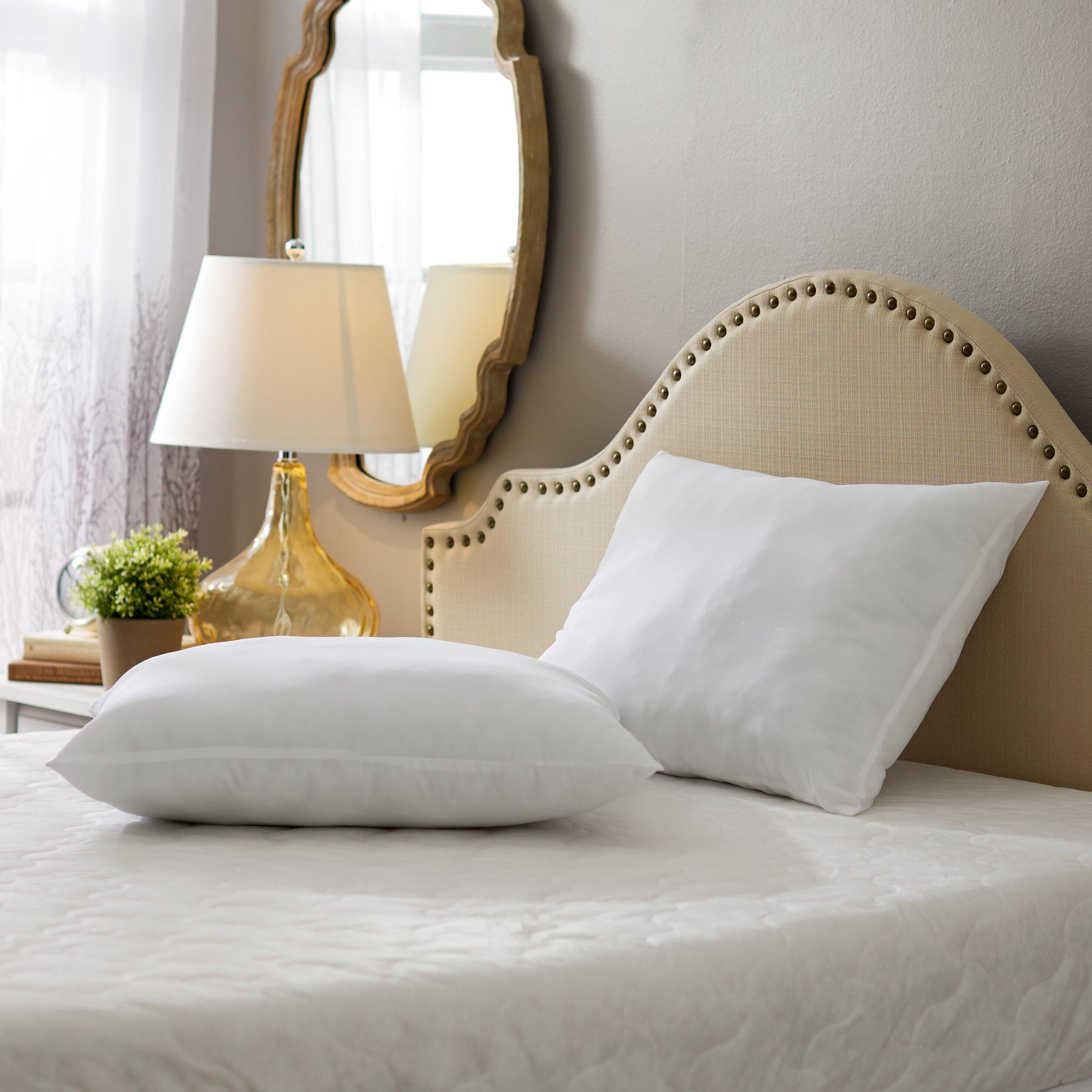 Wayfair sleep wayfair sleep medium pillow reviews for Bed pillows reviews
