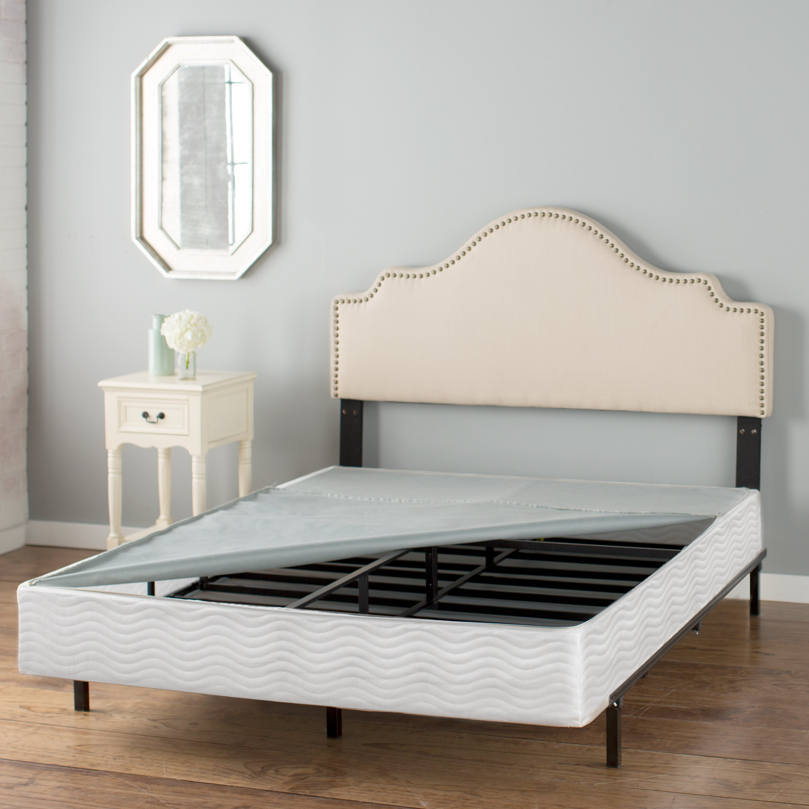 wayfair sleep wayfair sleep standard box spring reviews wayfair. Black Bedroom Furniture Sets. Home Design Ideas