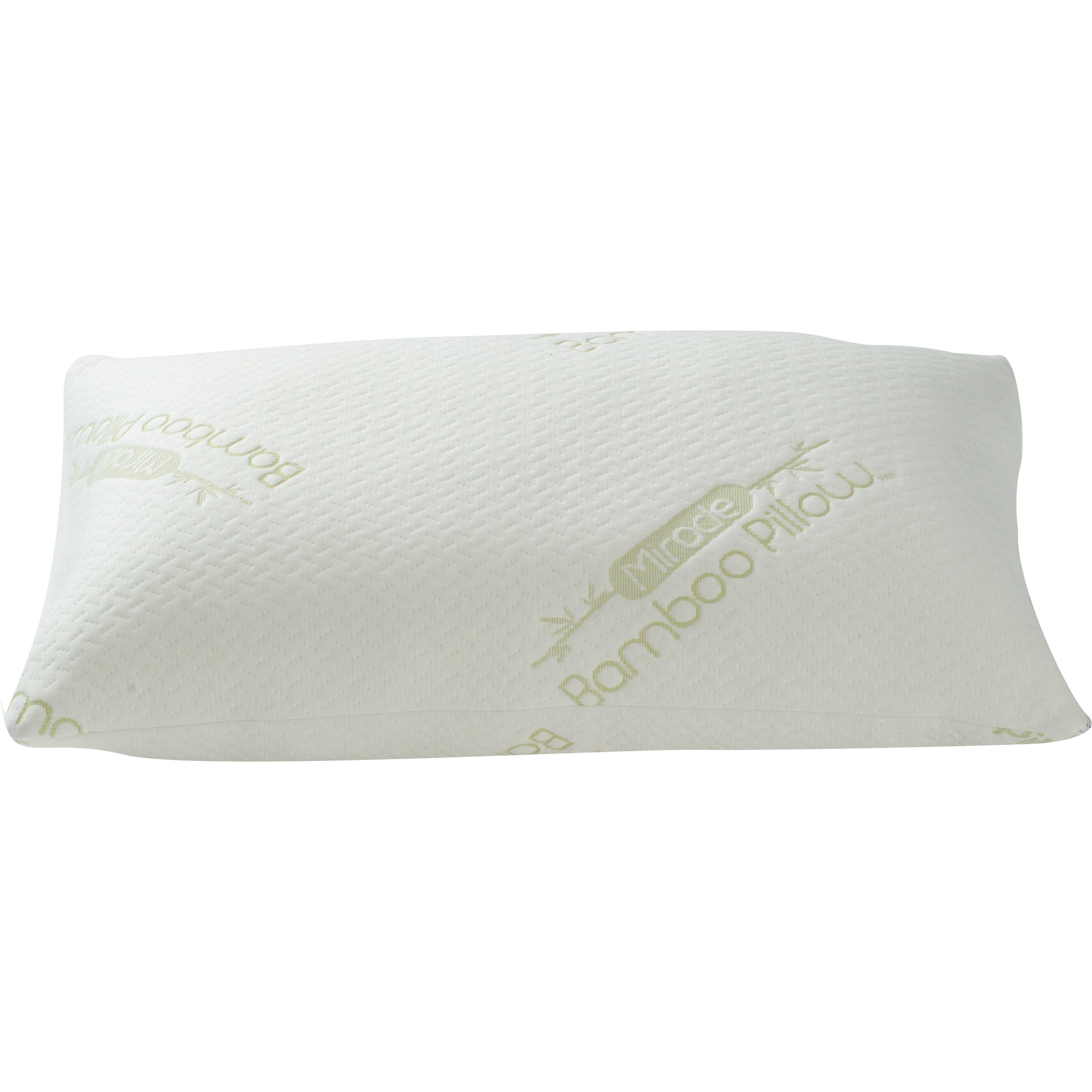 Miracle Bamboo Pillow Miracle Bamboo Rayon Pillow