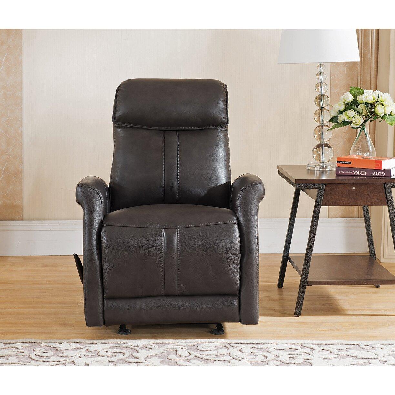 amax mosby 3 piece leather living room set wayfair. Black Bedroom Furniture Sets. Home Design Ideas