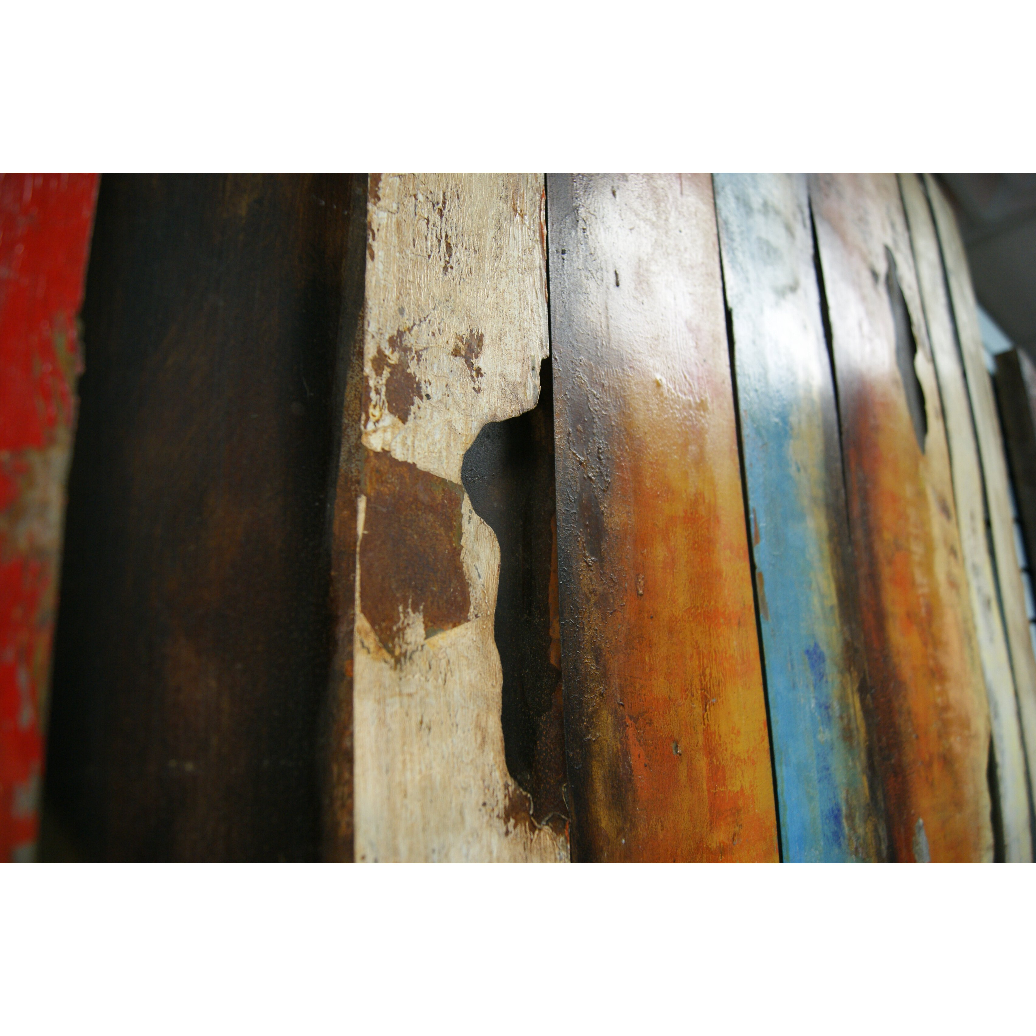 3d Metal Wall Panels : Hdc international d metal colorful panels wall décor