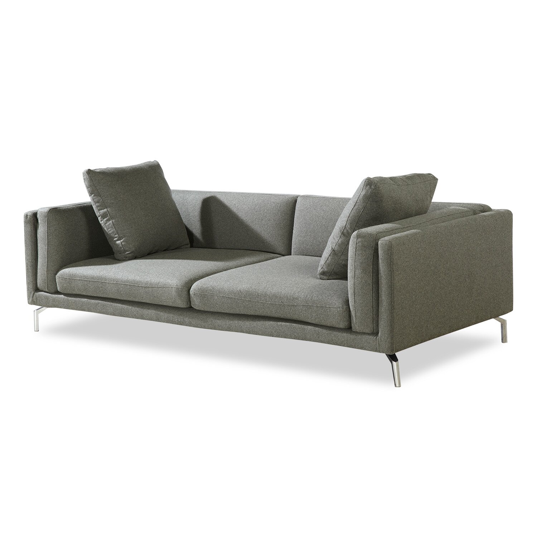 kardiel basil modern loft sofa wayfair. Black Bedroom Furniture Sets. Home Design Ideas