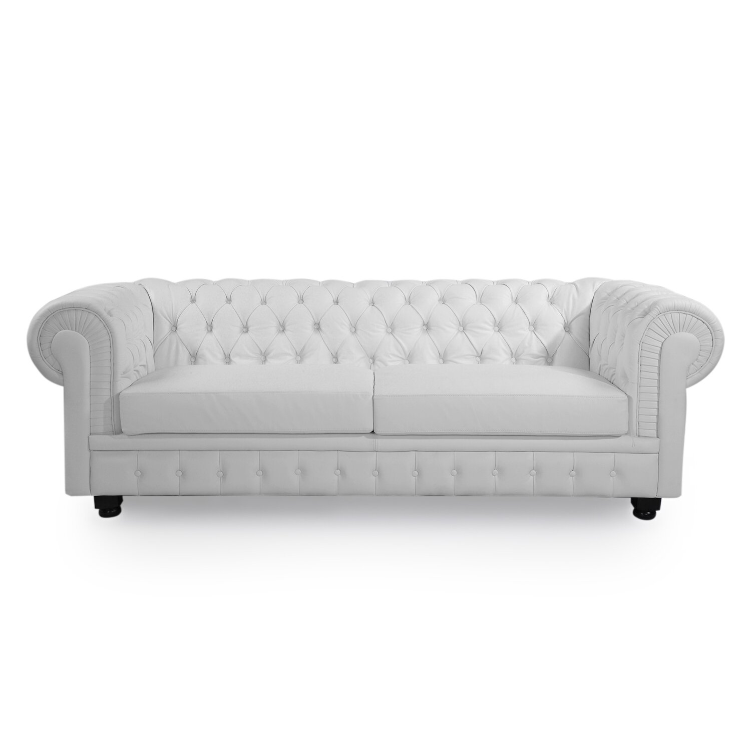 Kardiel chesterfield modern classic sofa wayfair for Sofa modern classic