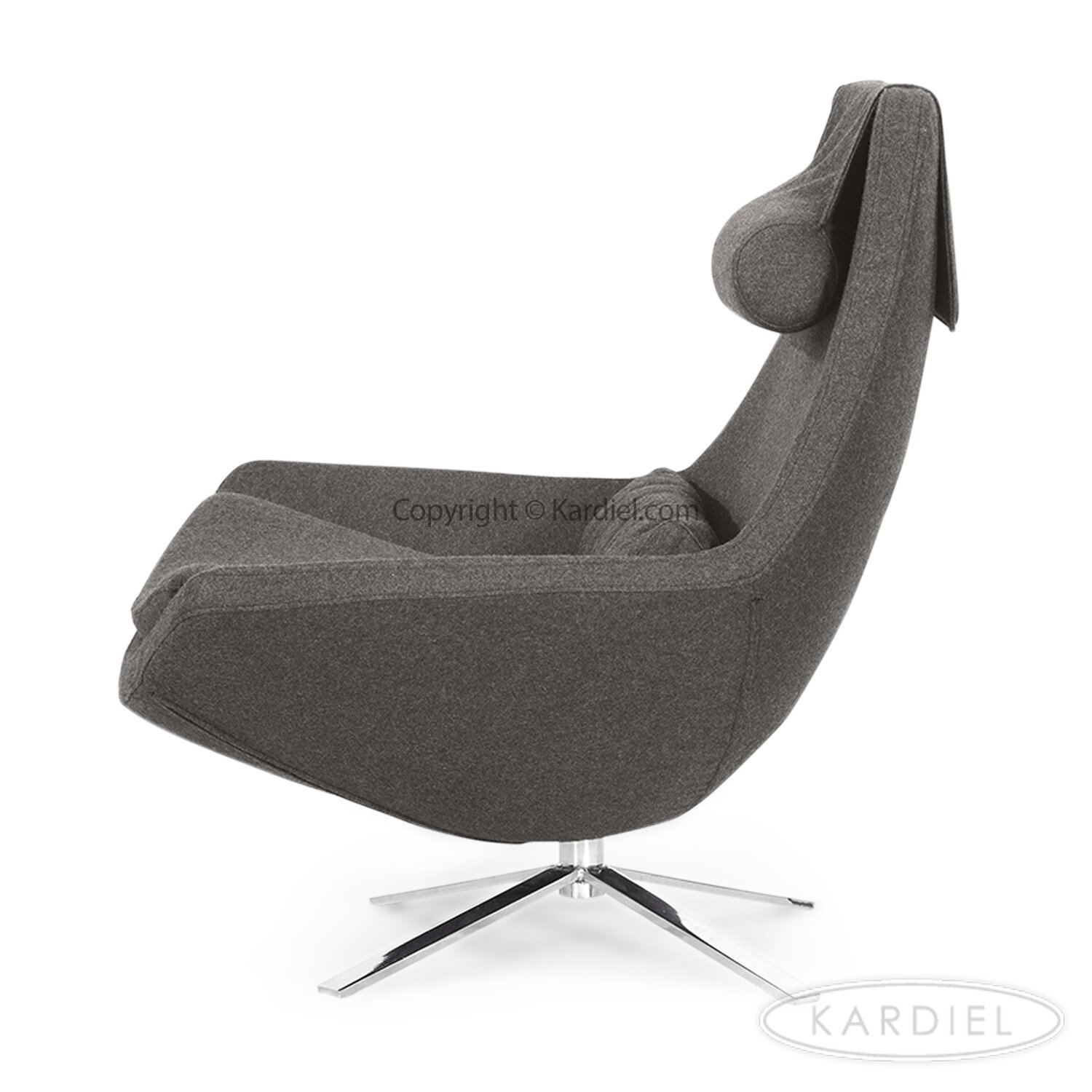 Kardiel Retropolitan Modern Wing Lounge Chair Reviews