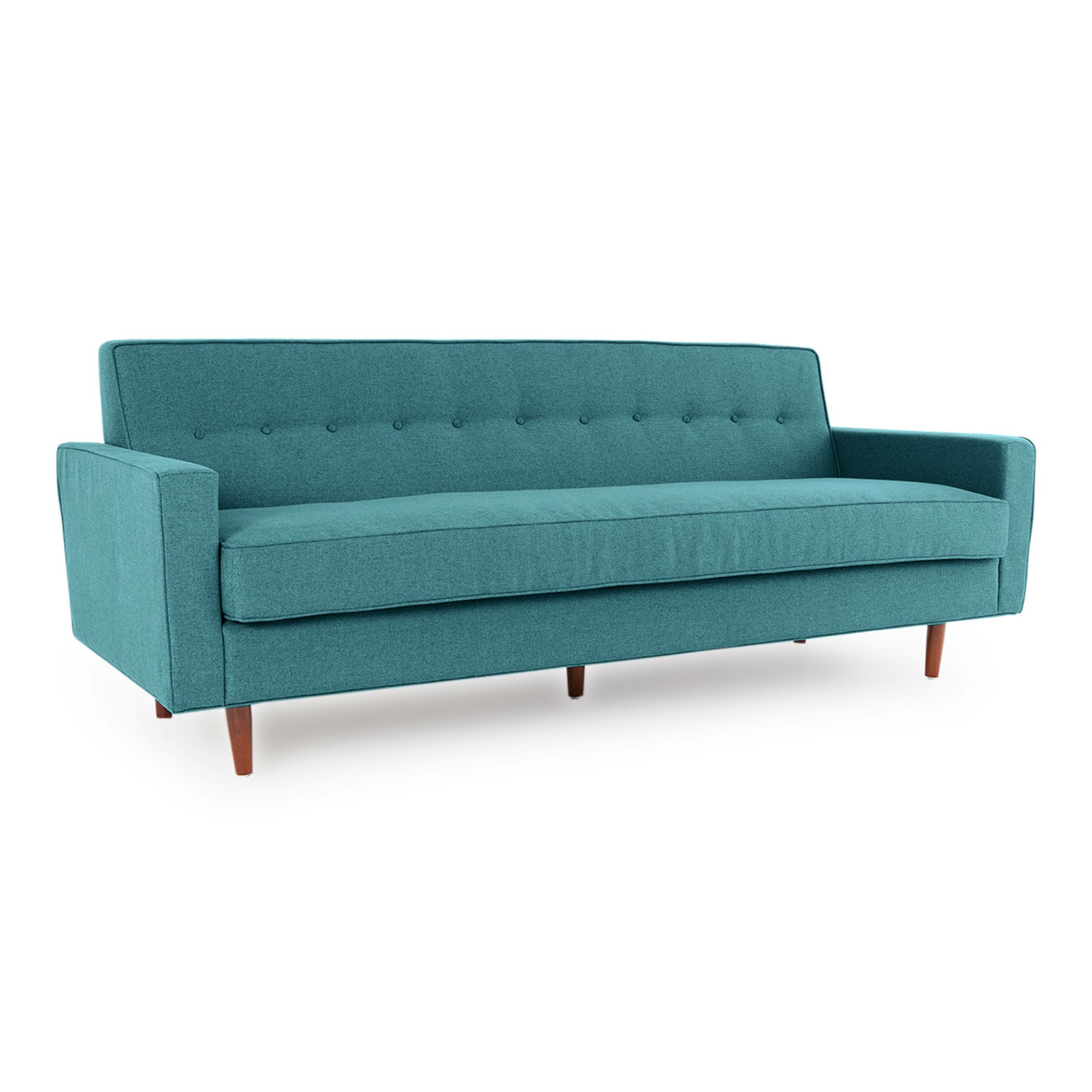 Mid Century Modern Sofas: Kardiel Eleanor Mid Century Modern Sofa & Reviews