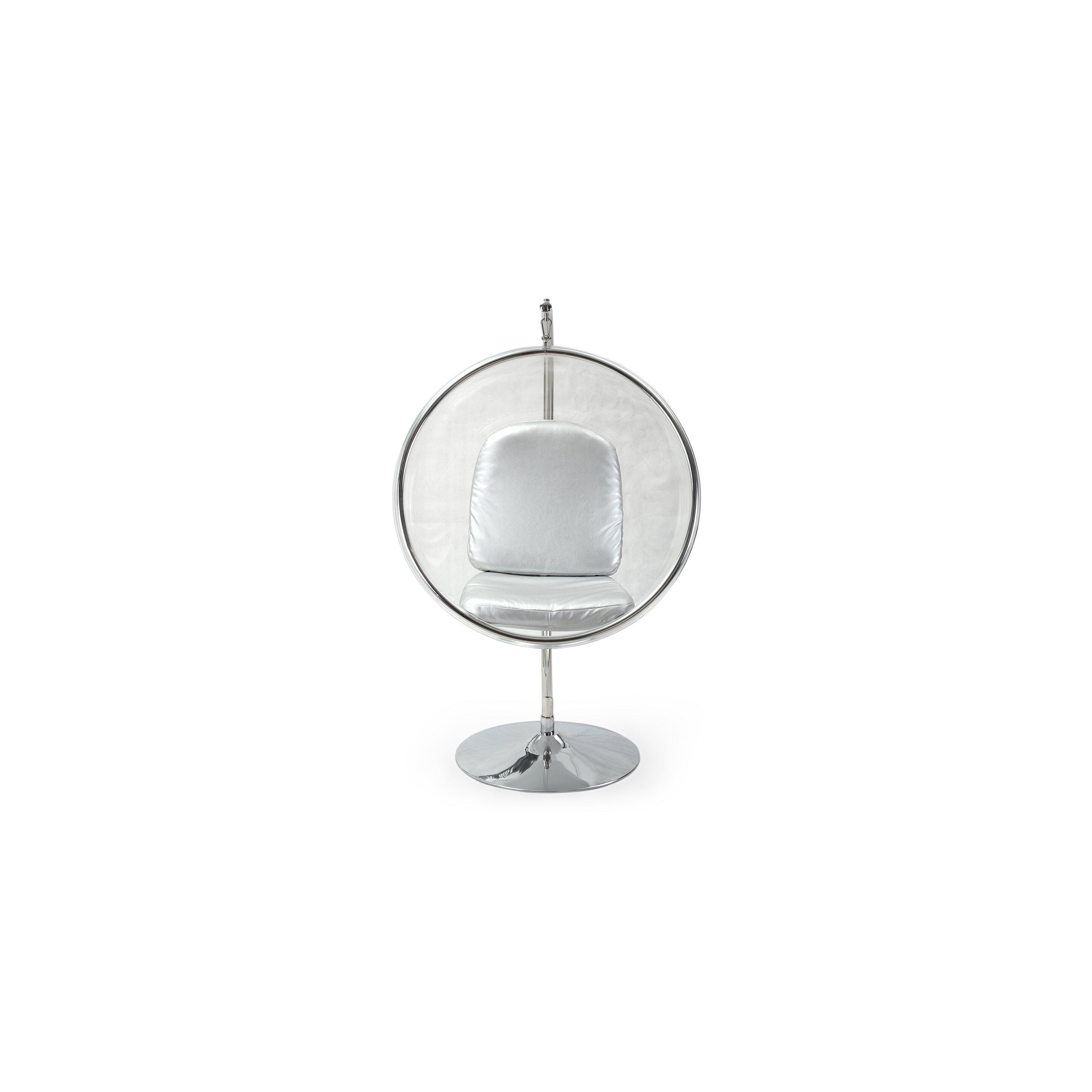 kardiel bubble chair wayfair. Black Bedroom Furniture Sets. Home Design Ideas