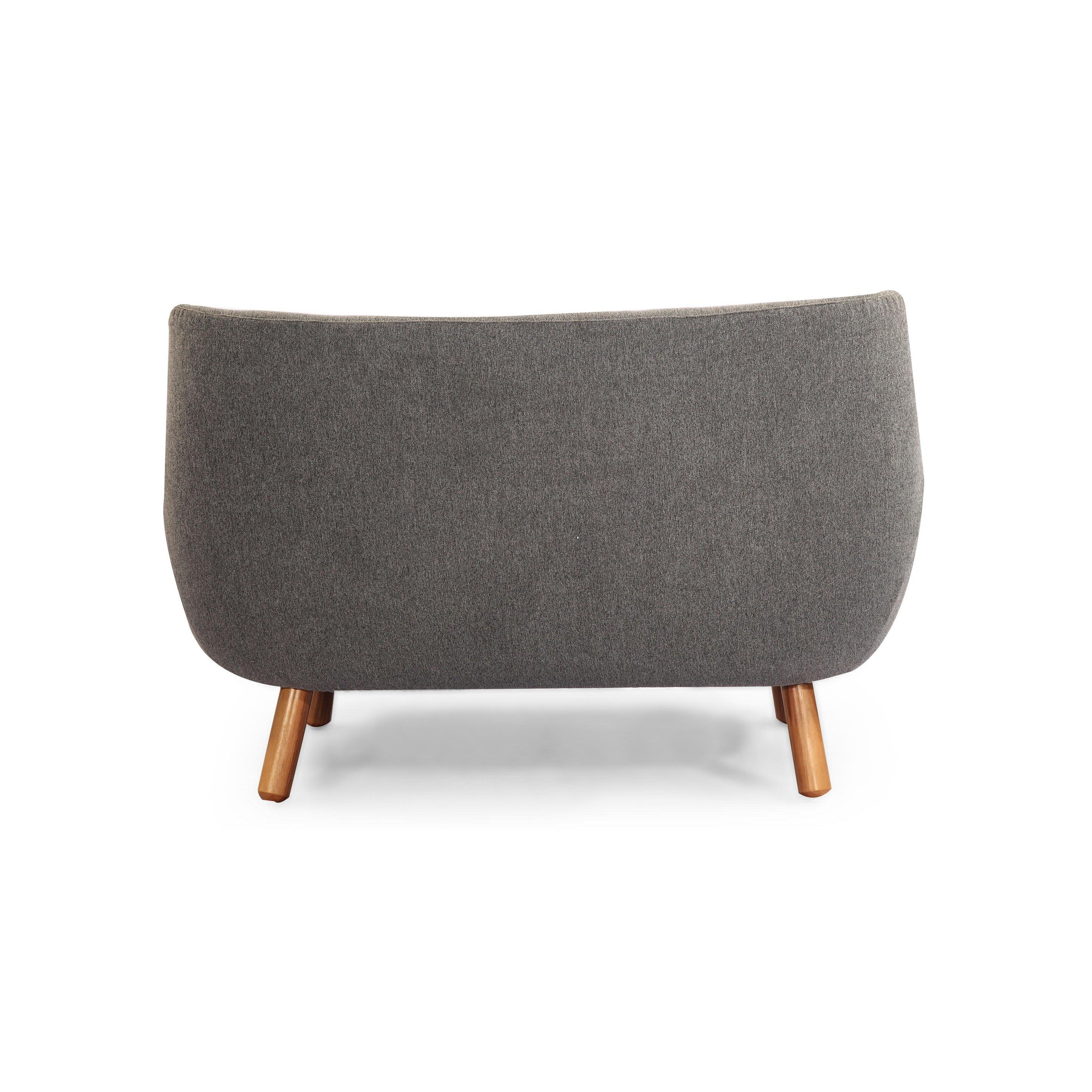 ^ Kardiel Parlor Mid entury Modern Sofa & eviews Wayfair