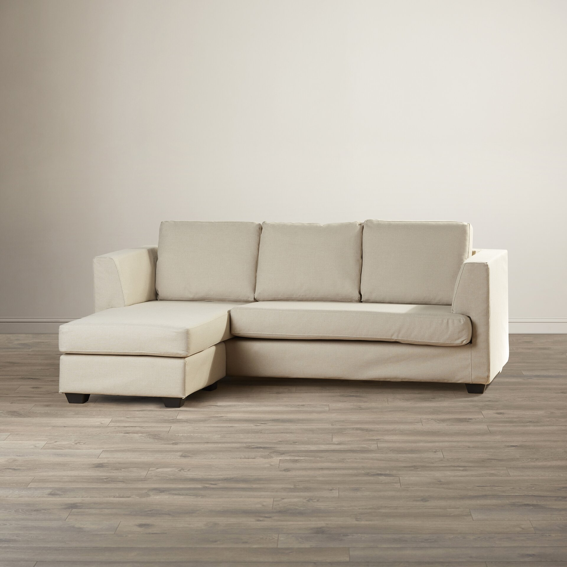 Andover Mills Almont Reversible Chaise Corner Sofa