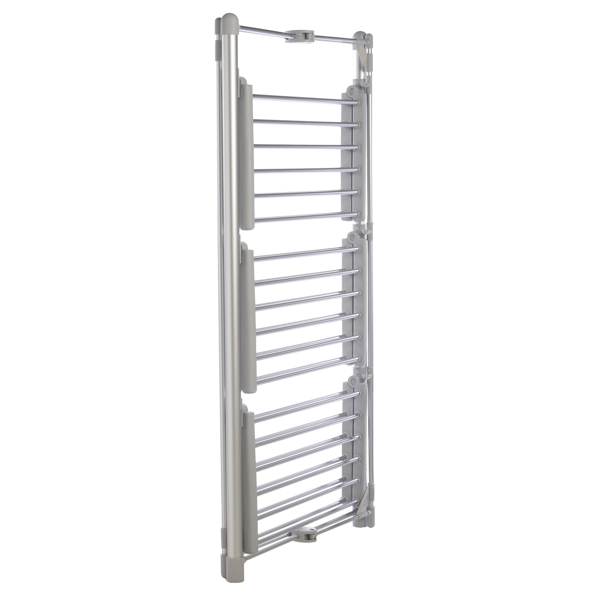 vonhaus heated clothes drying rack reviews wayfair. Black Bedroom Furniture Sets. Home Design Ideas