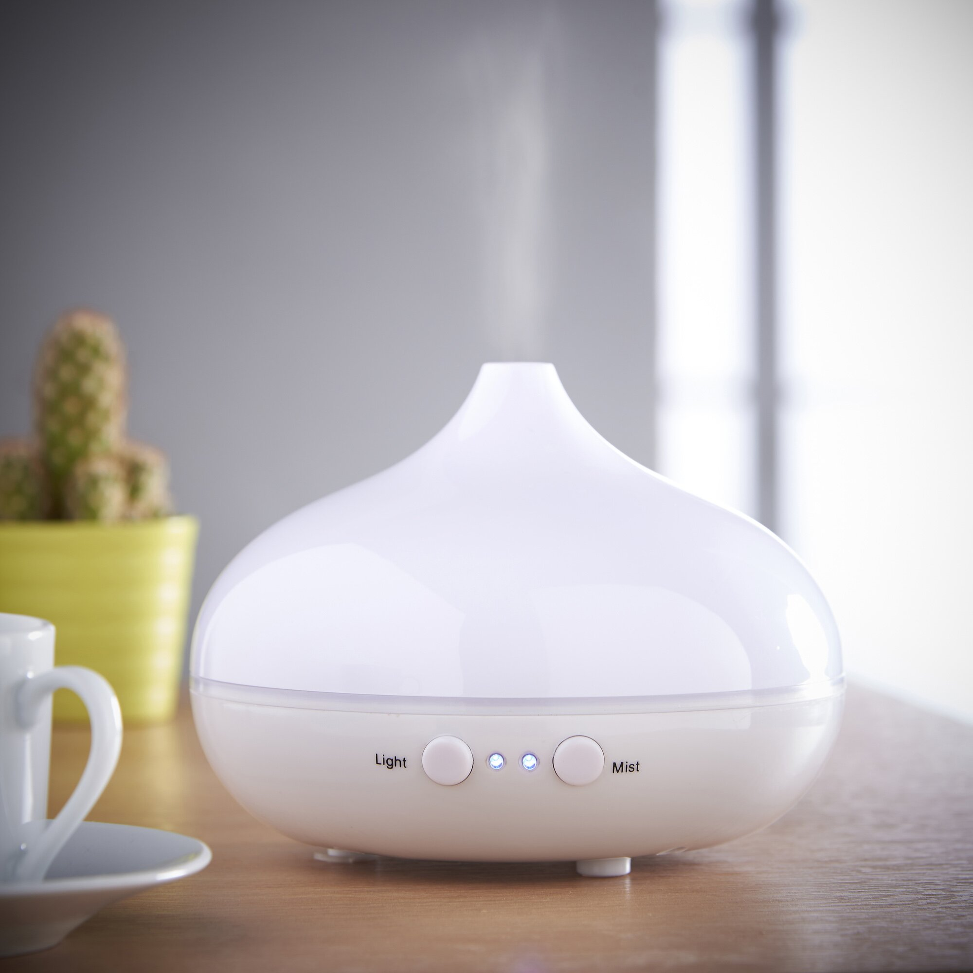 Vonhaus Essential Oil Aroma Diffuser Amp Reviews Wayfair