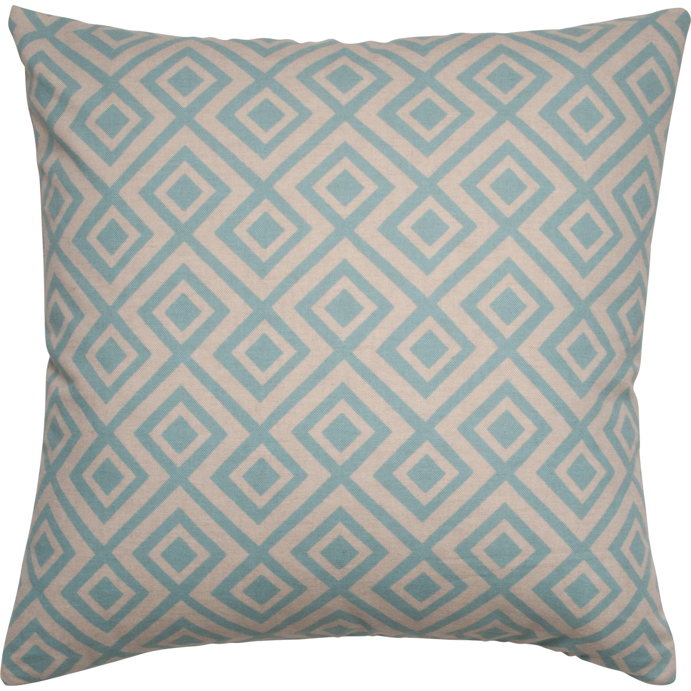 Throw Pillow Fillers : Vesper Lane Basque Designer Filled Throw Pillow & Reviews Wayfair