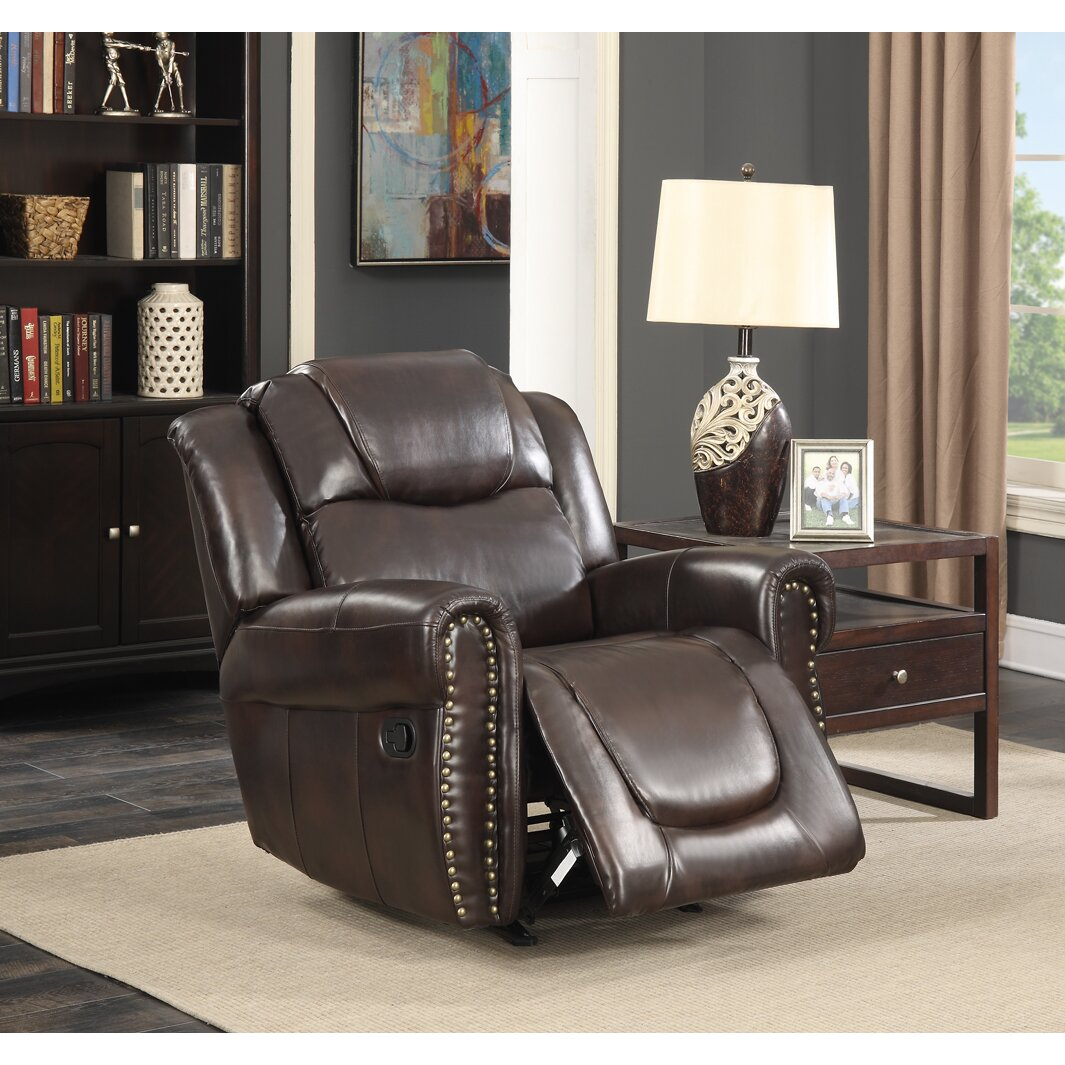 Living In Style Castrol Living Room Rocking Chair Reviews Wayfair
