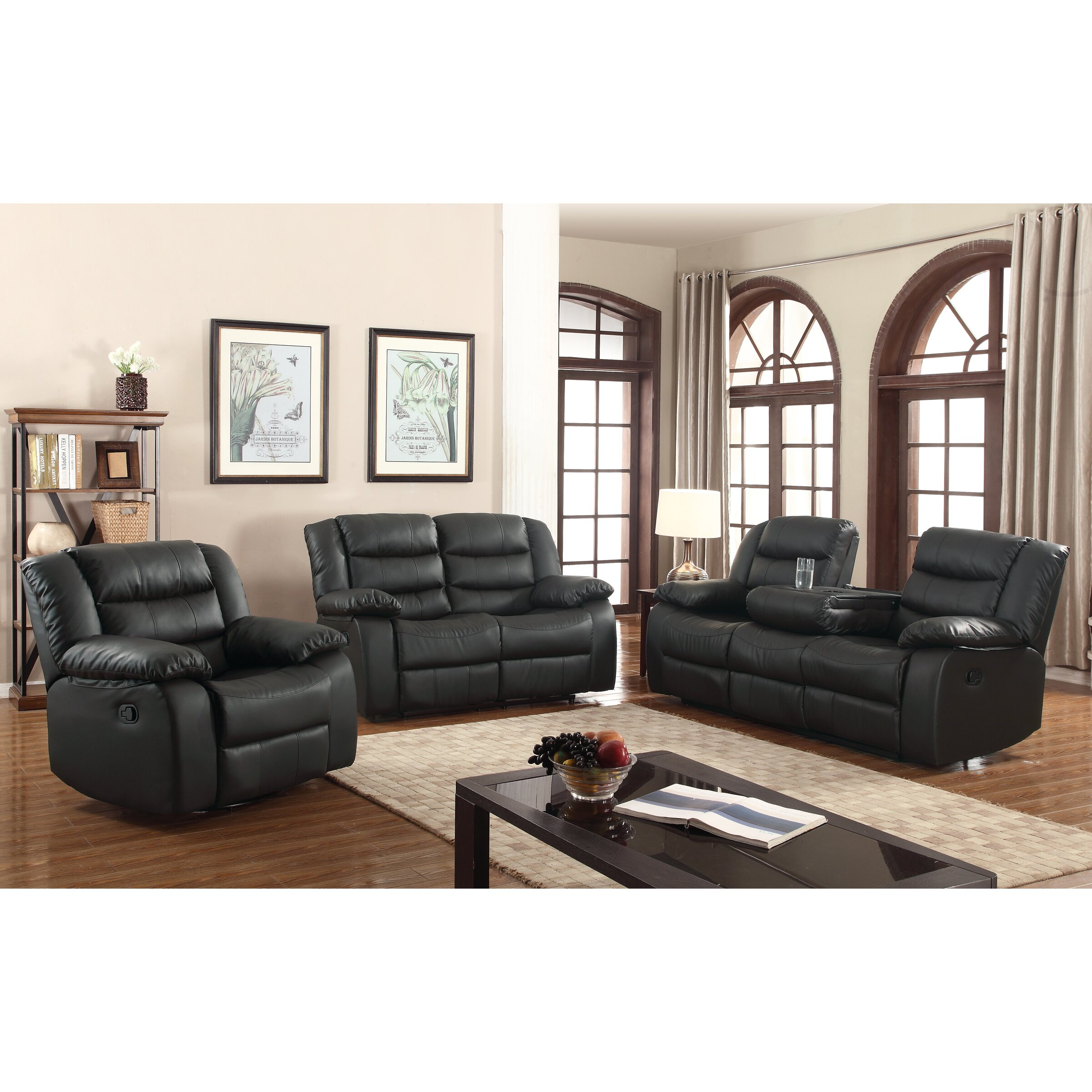 Wayfair Living Room Sets Houston Leather Living Room Set Wayfair Bahama Leather Living Room