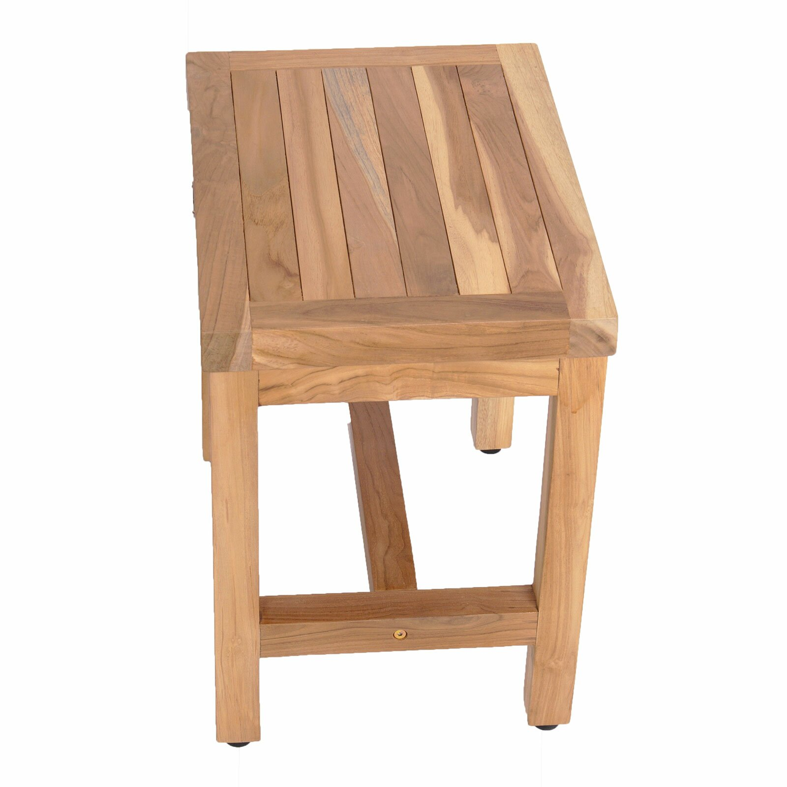previous image next image teak shower bench