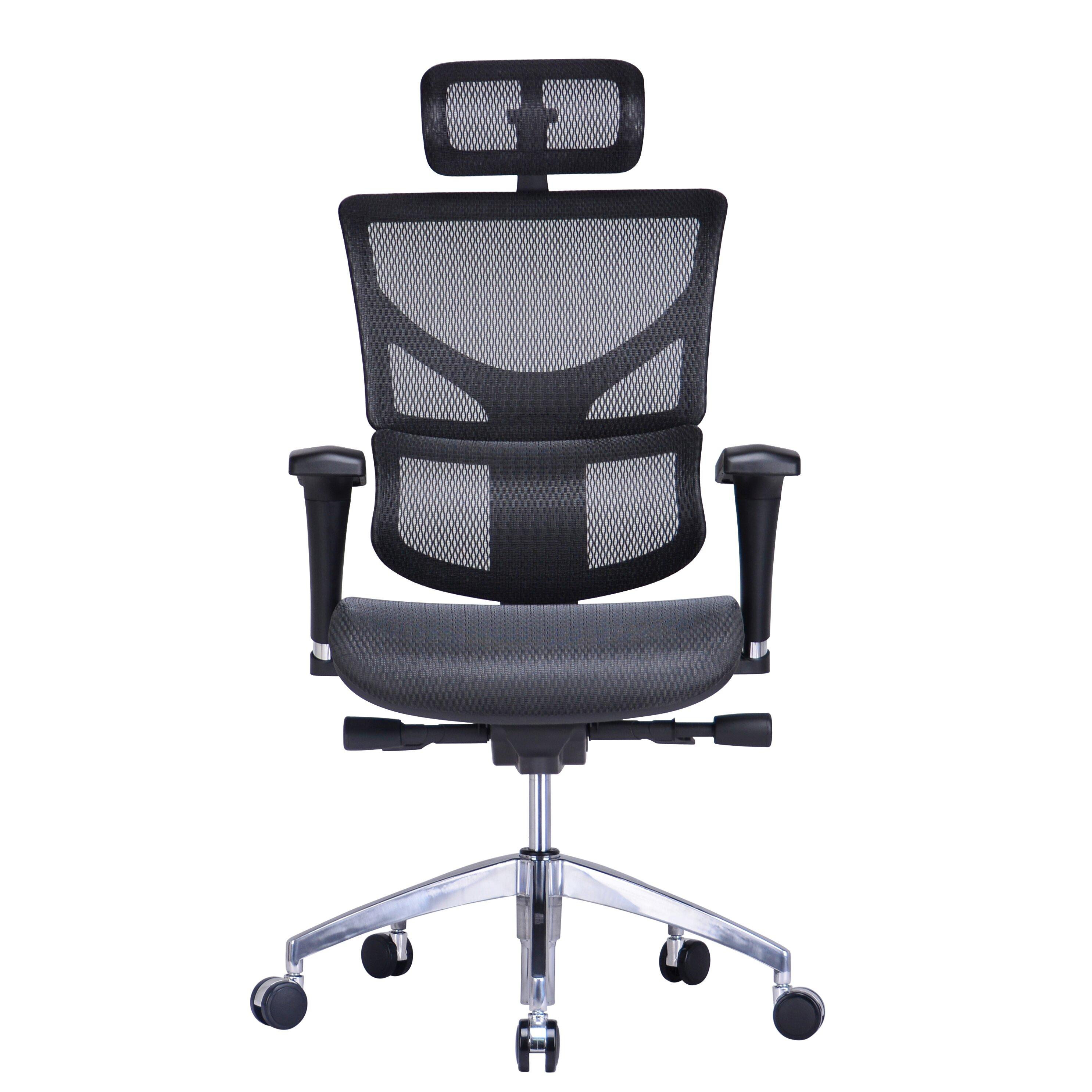 Conklin fice Furniture Vito High Back Mesh Task Chair