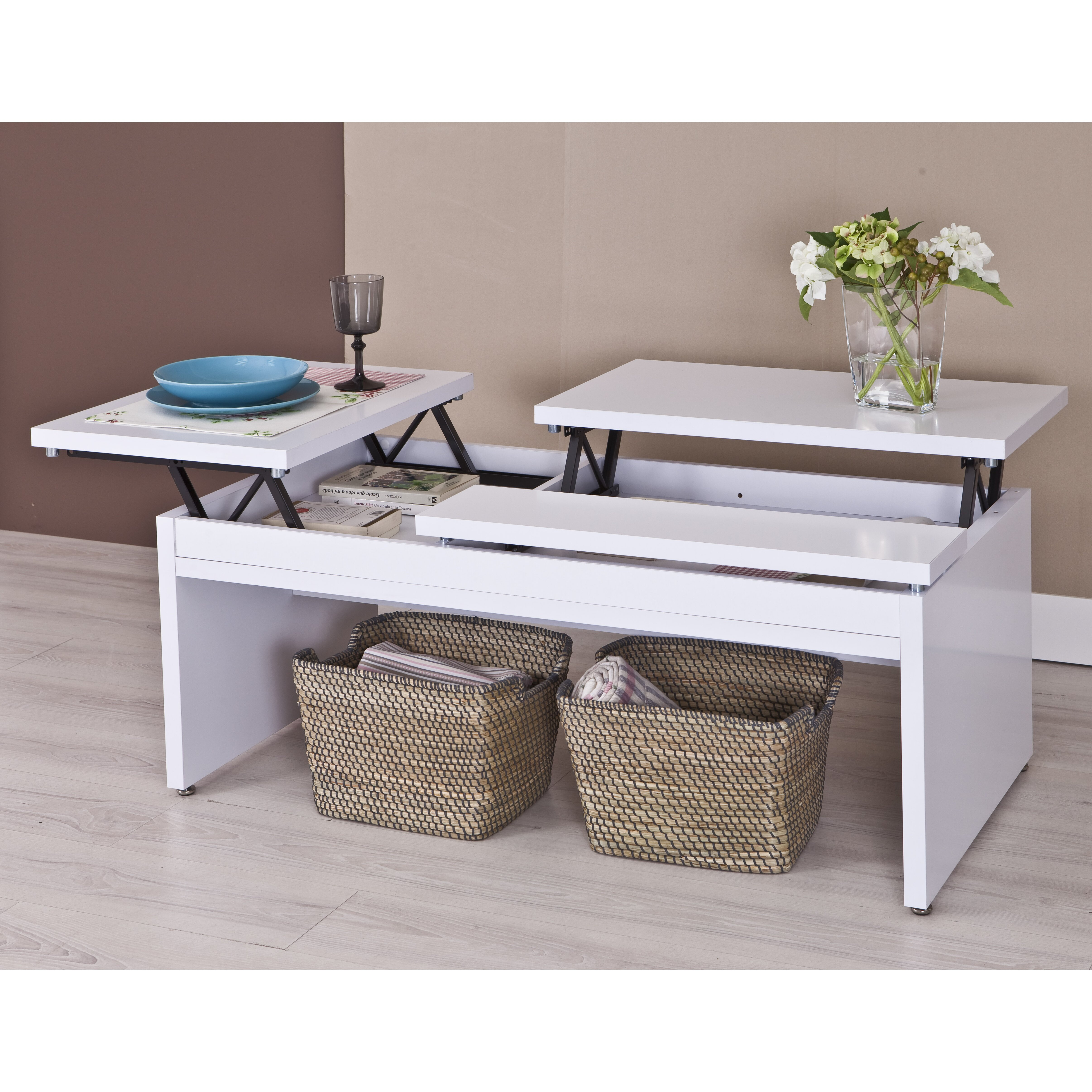 Hokku Designs Cortland Coffee Table Wayfair Uk