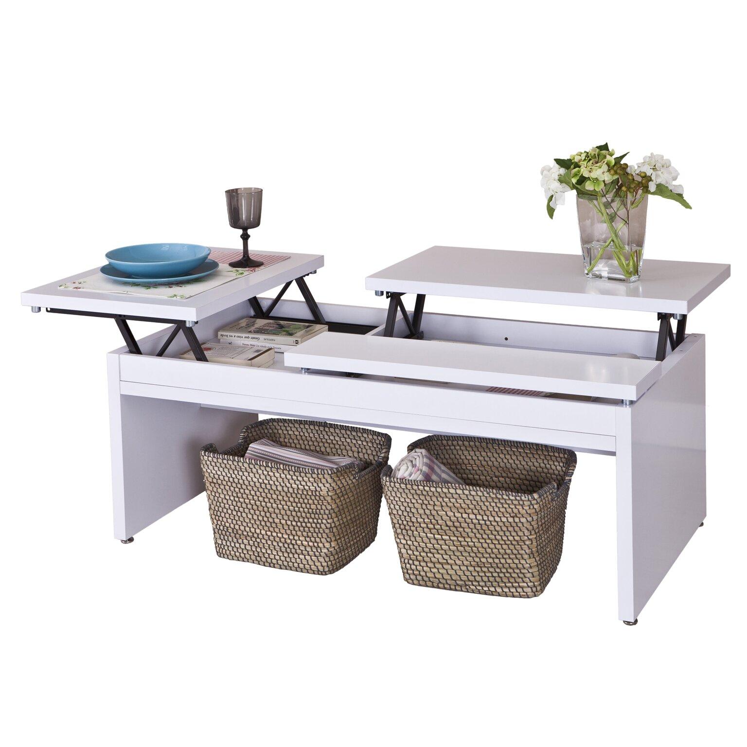 Wayfair Uk Glass Coffee Table: Hokku Designs Cortland Coffee Table