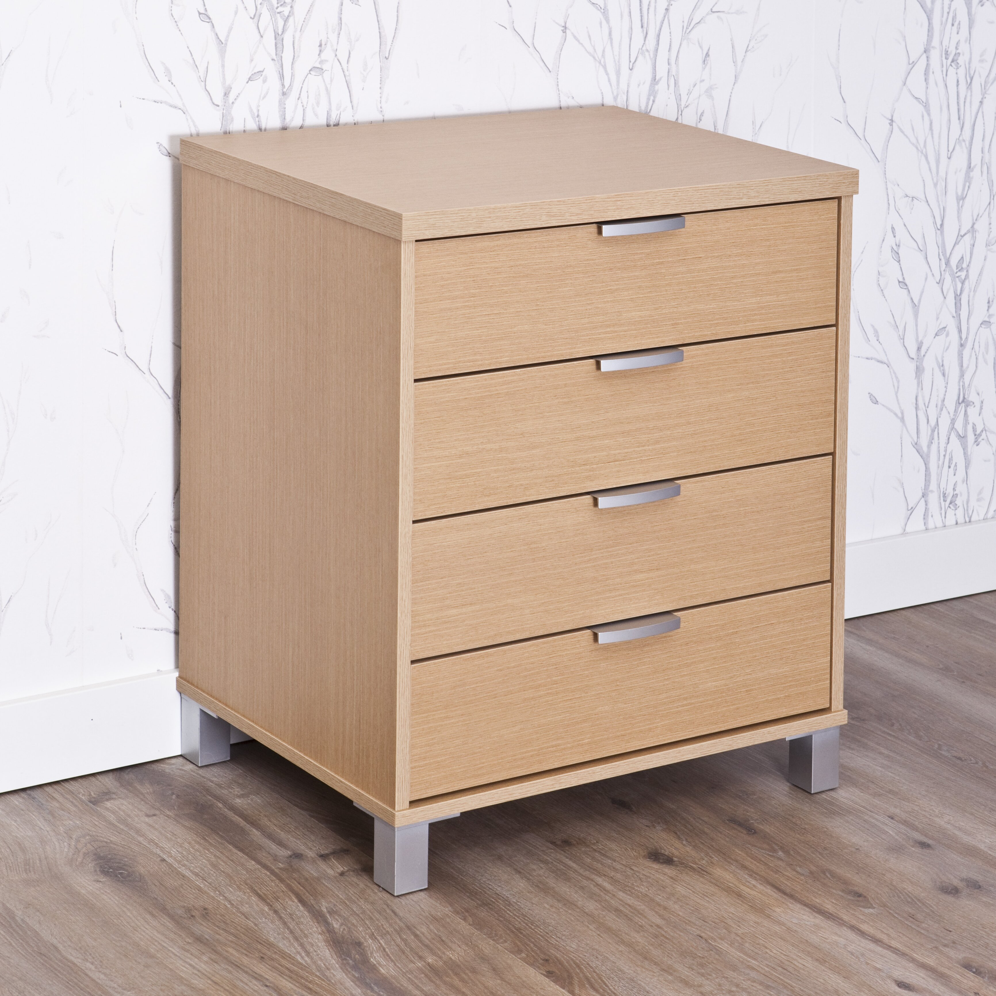 Hokku designs anderson 4 drawer chest of drawers wayfair uk for Chest of drawers ideas