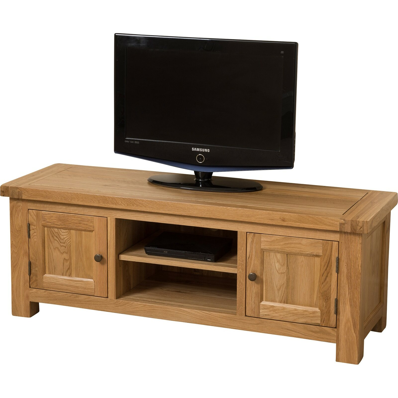 Hokku Designs Cottage Widescreen Tv Stand For Tvs Up To 53