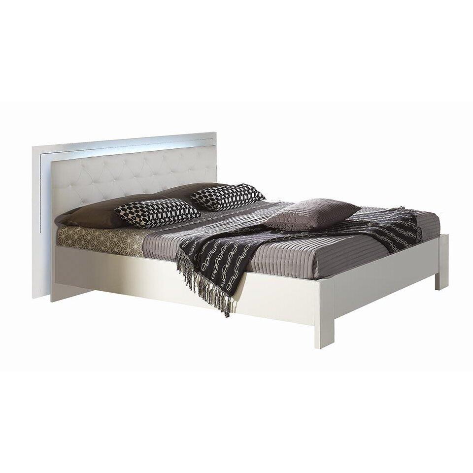 Hokku Designs Alaska Upholstered Bed Frame