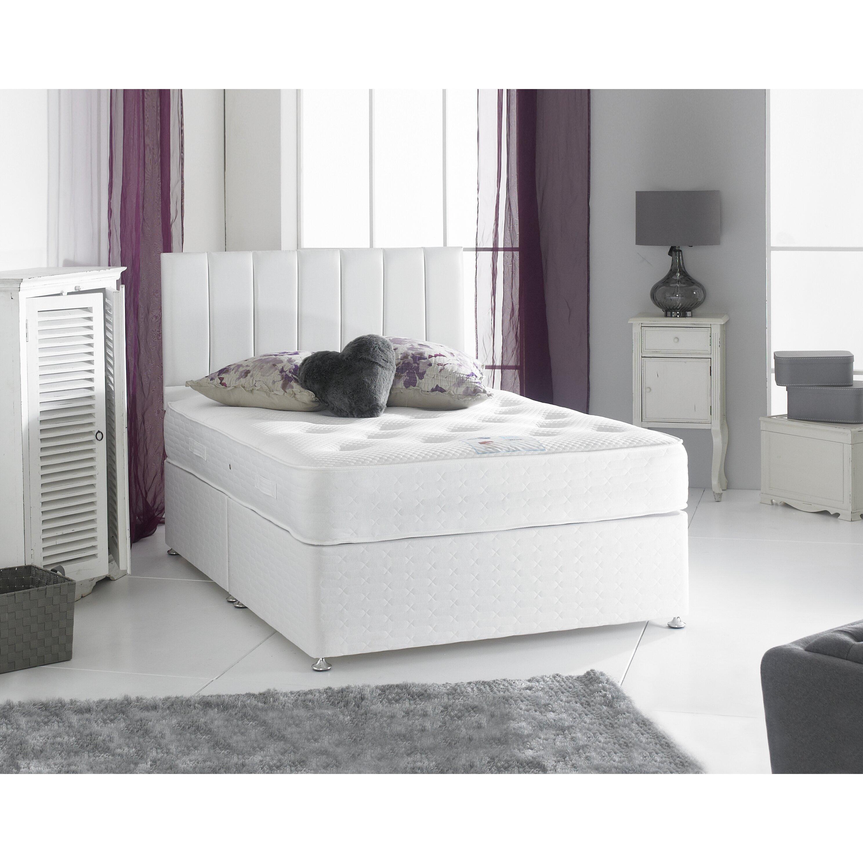 home loft concept tudela pocket sprung 1000 mattress. Black Bedroom Furniture Sets. Home Design Ideas