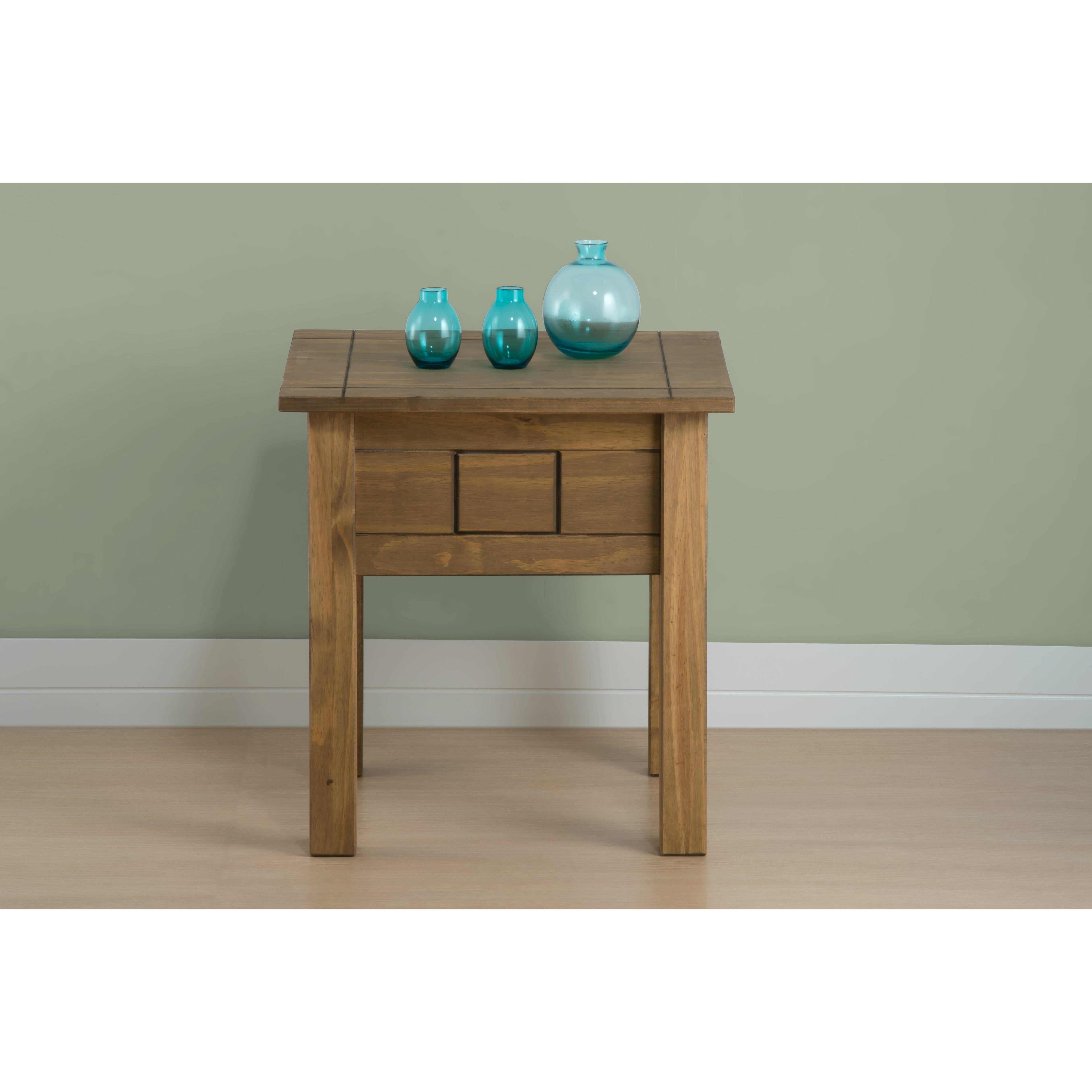 Home Loft Concept Sascha Side Table Wayfair Uk