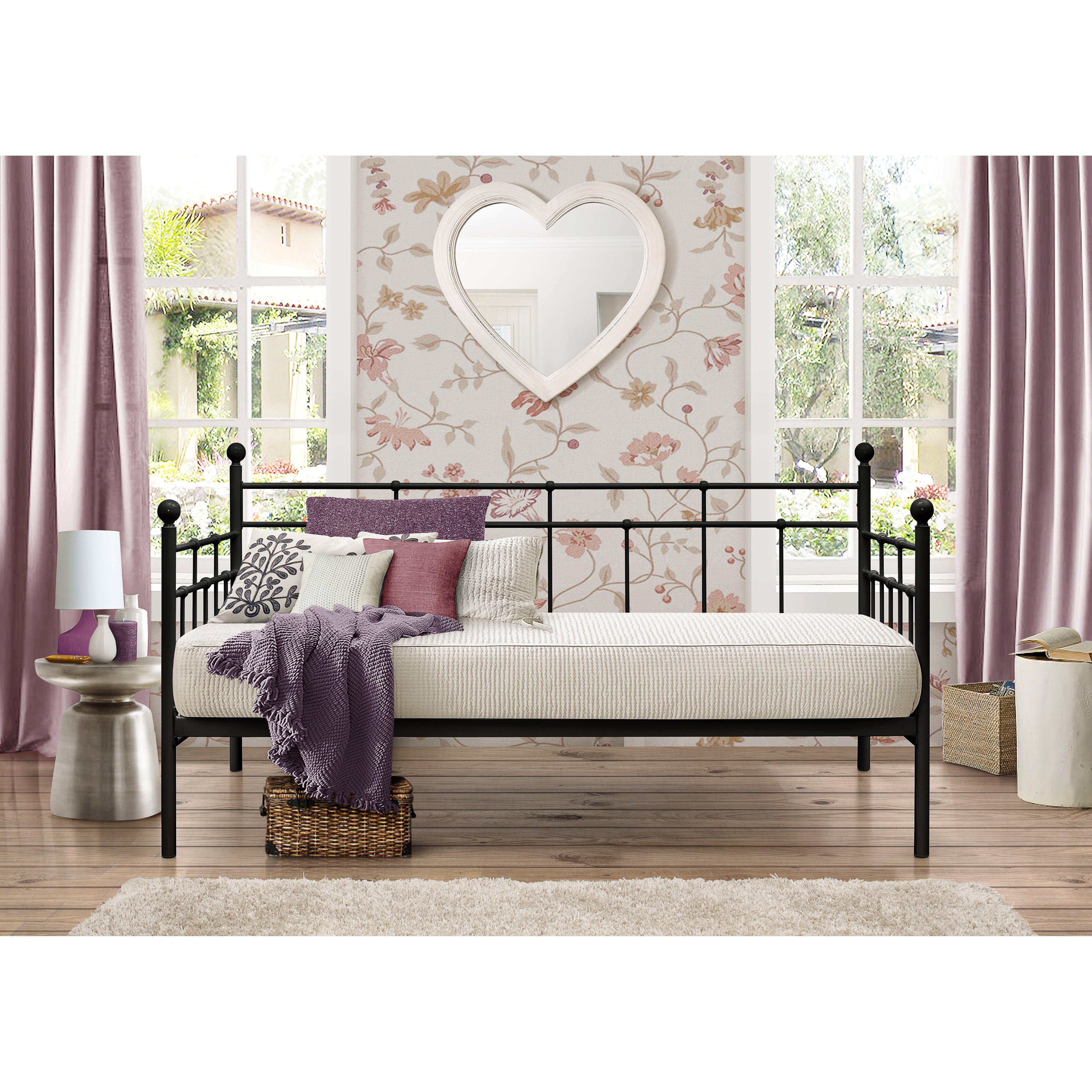home loft concept leon daybed wayfair uk. Black Bedroom Furniture Sets. Home Design Ideas