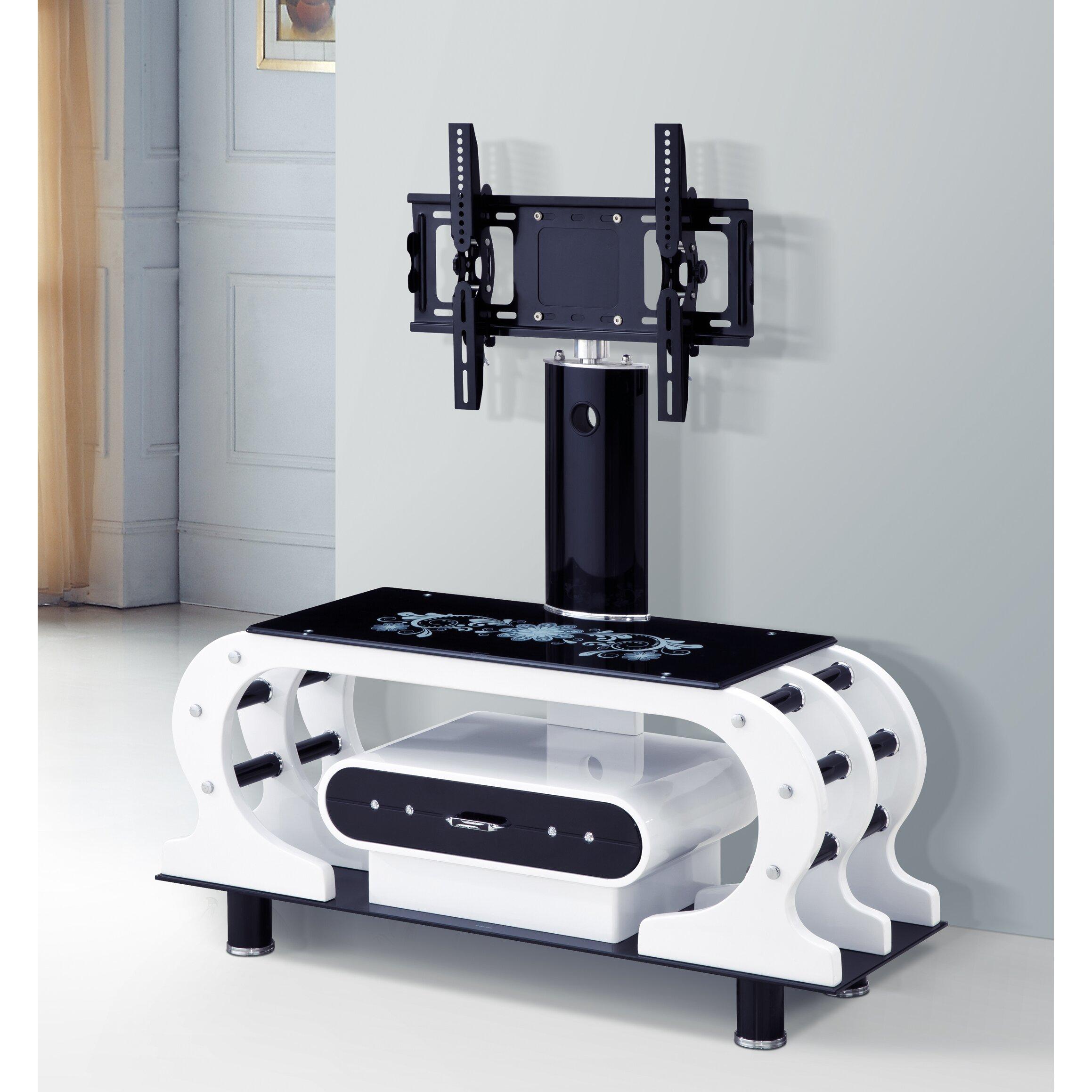 home loft concept tv stand for tvs up to 62 wayfair uk. Black Bedroom Furniture Sets. Home Design Ideas