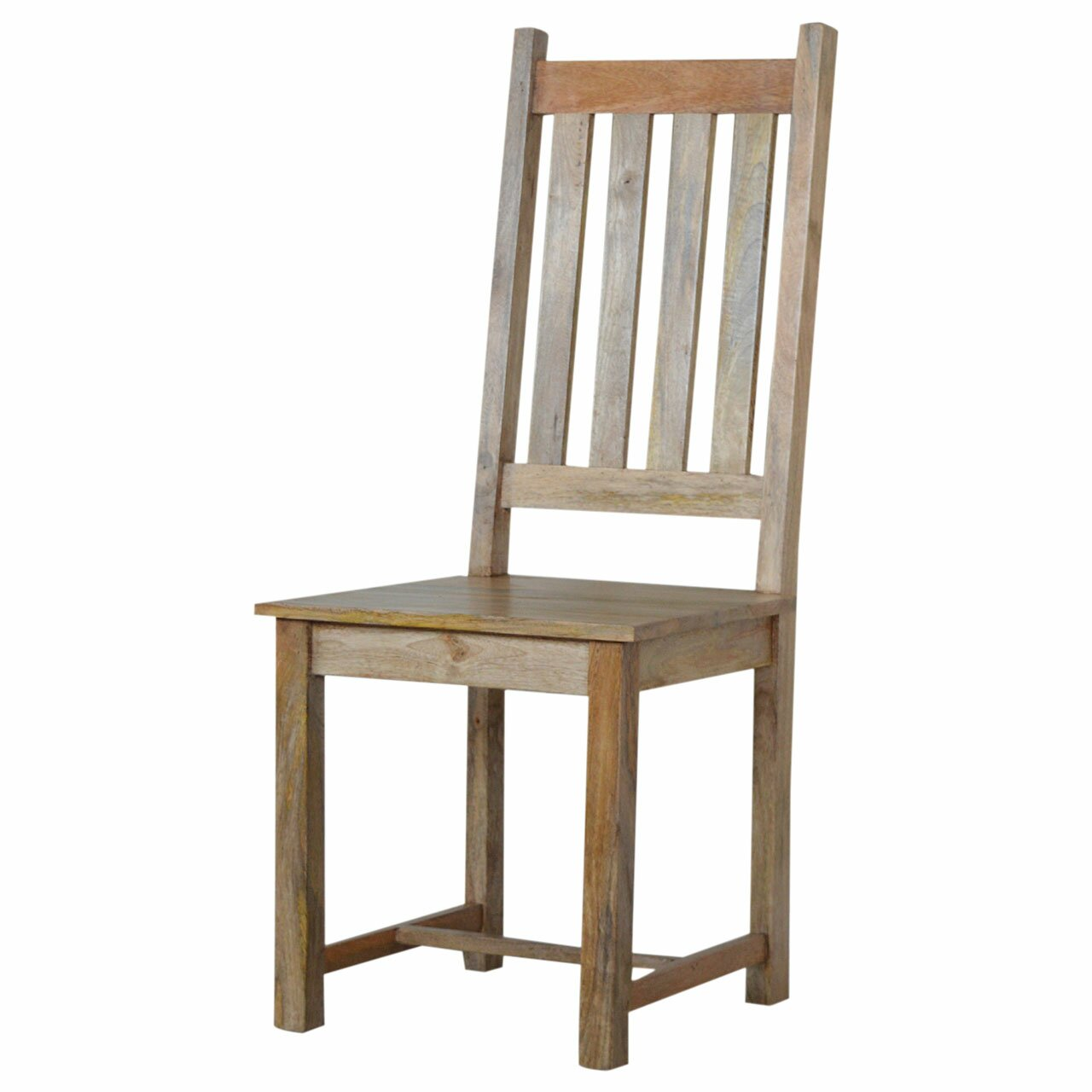 Hazelwood Home Solid Wood Dining Chair Wayfair Uk