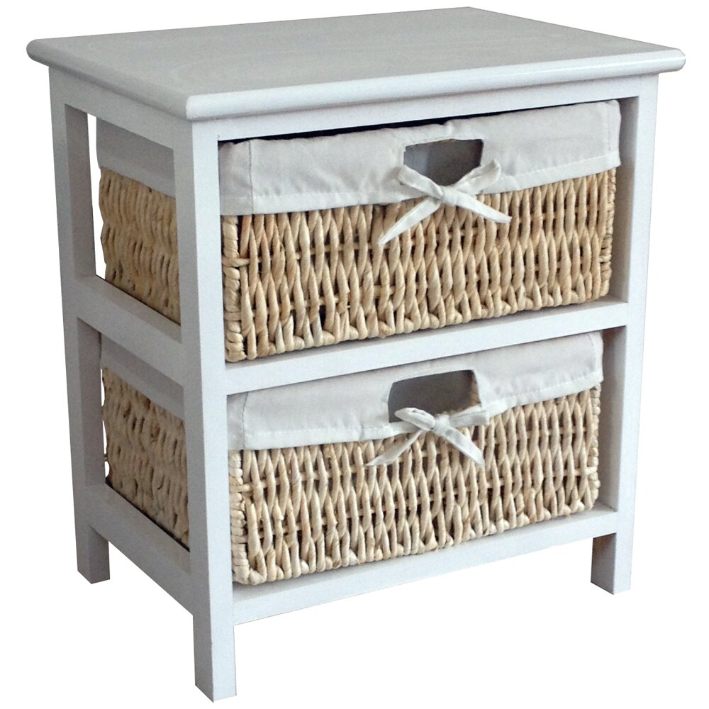 Wildon Home Maize 2 Drawer Cabinet Wayfair Uk